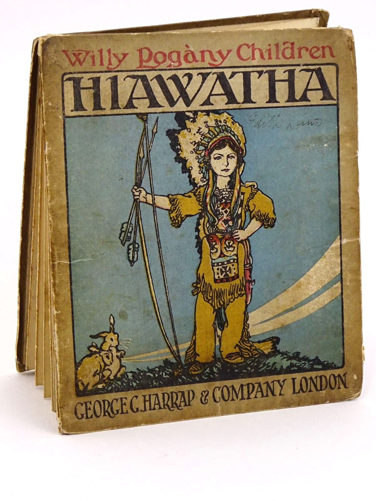 Photo of THE STORY OF HIAWATHA- Stock Number: 1318077