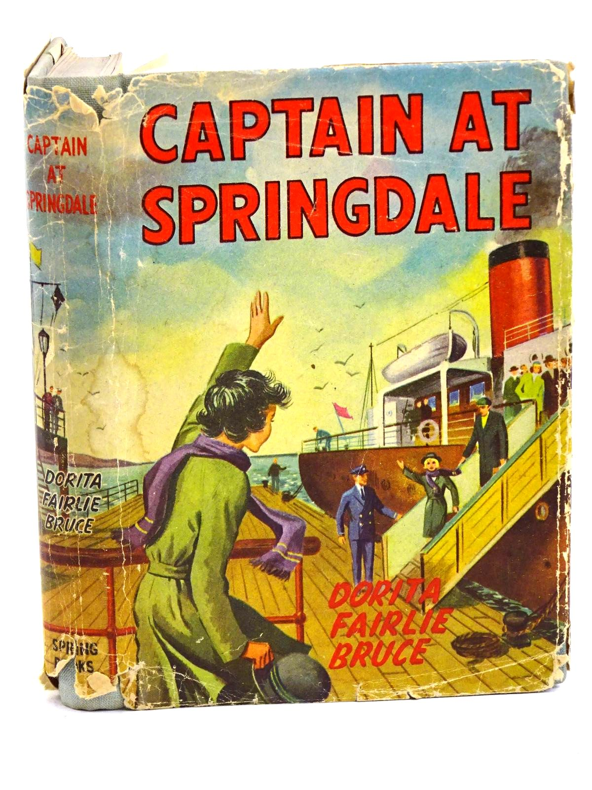 Photo of CAPTAIN AT SPRINGDALE- Stock Number: 1318090