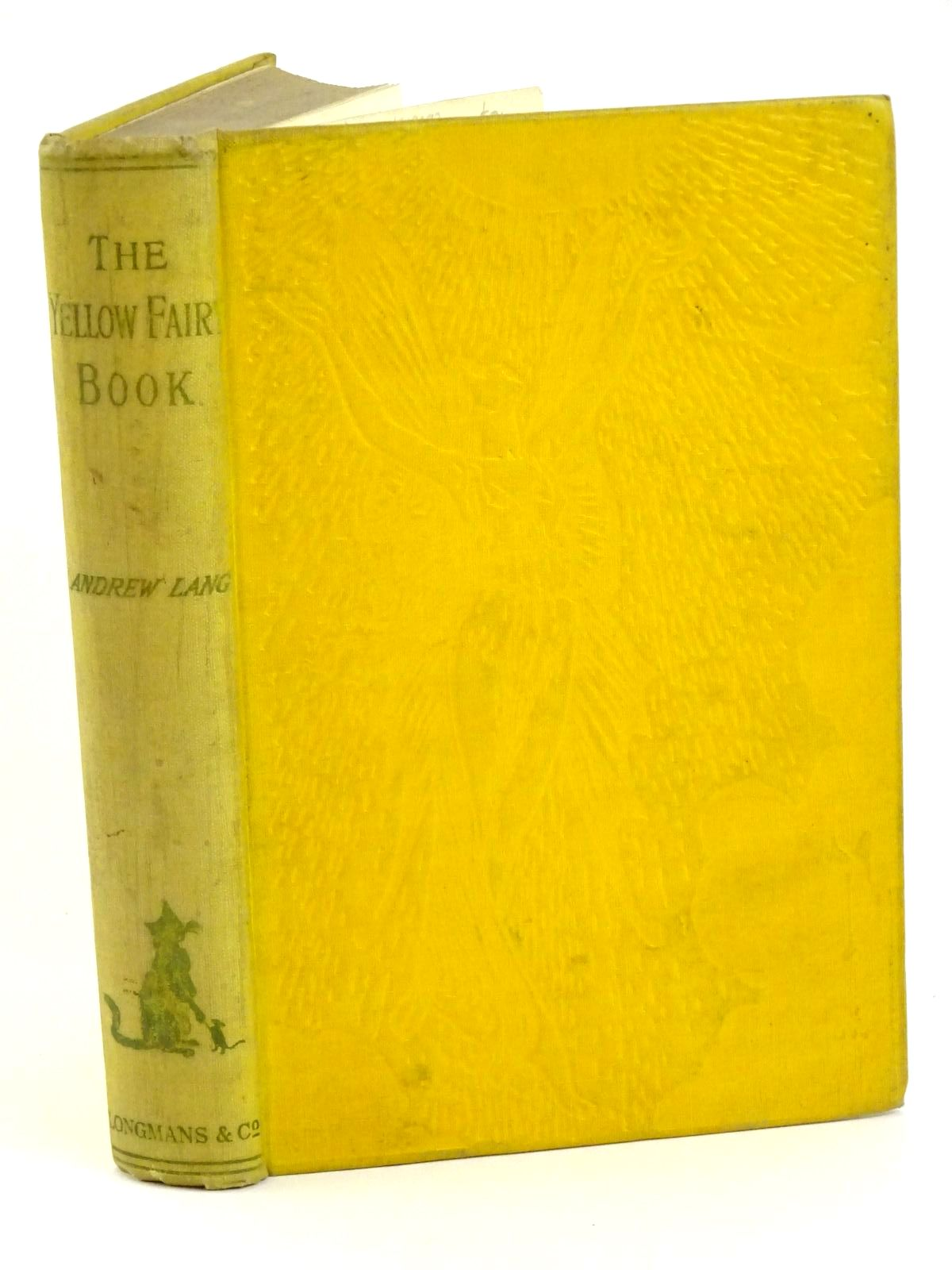 Photo of THE YELLOW FAIRY BOOK- Stock Number: 1318092