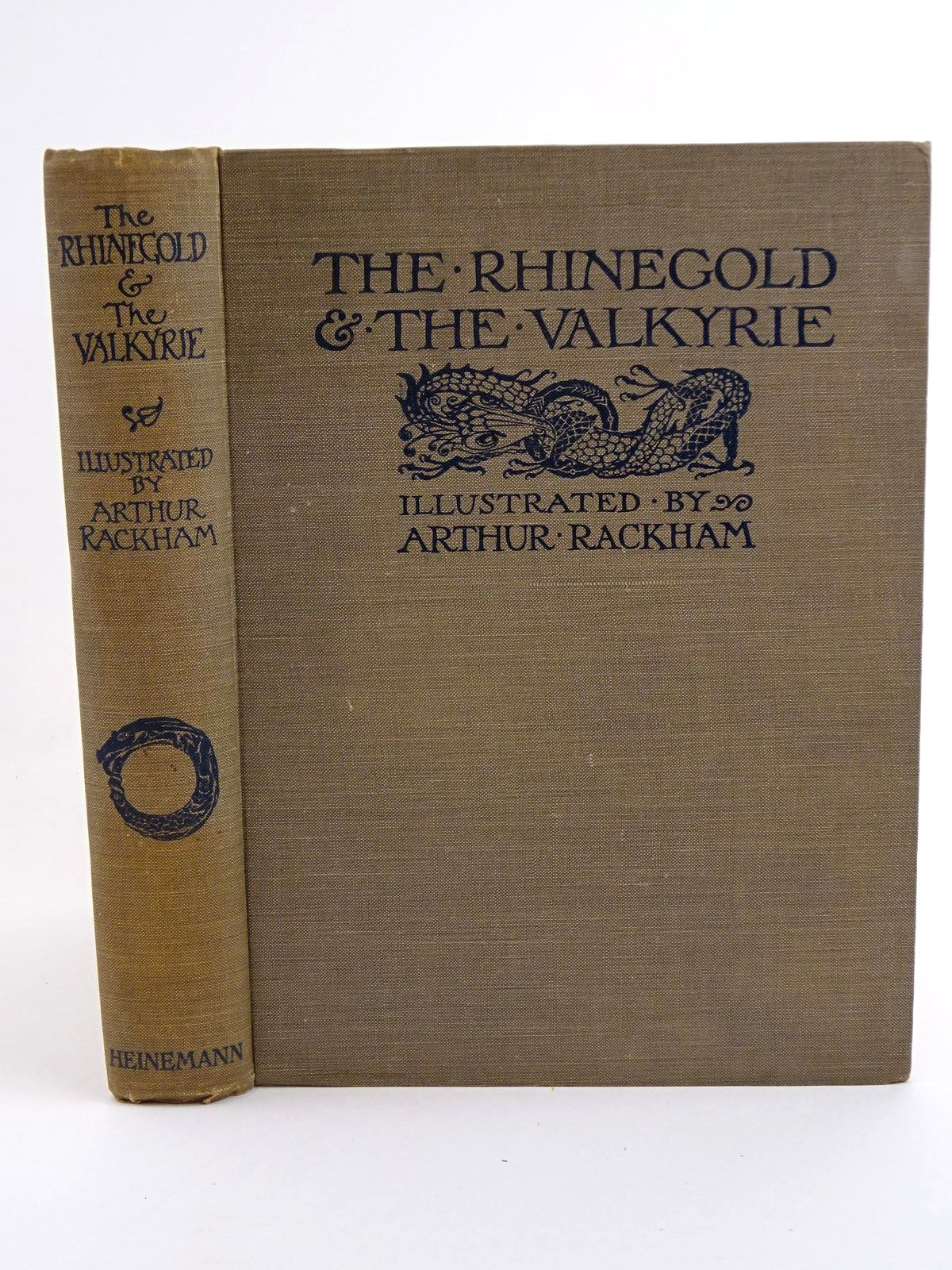 Photo of THE RHINEGOLD & THE VALKYRIE- Stock Number: 1318101