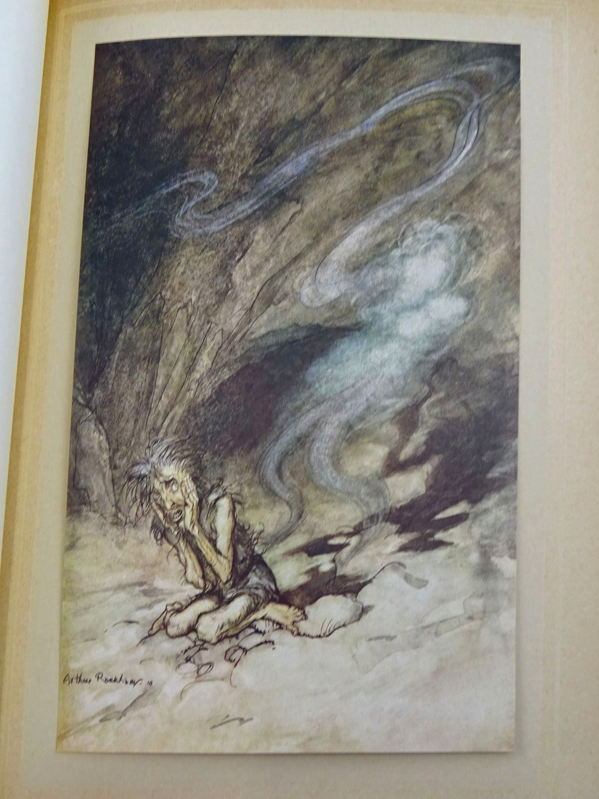 Photo of THE RHINEGOLD & THE VALKYRIE written by Wagner, Richard Armour, Margaret illustrated by Rackham, Arthur published by William Heinemann (STOCK CODE: 1318101)  for sale by Stella & Rose's Books