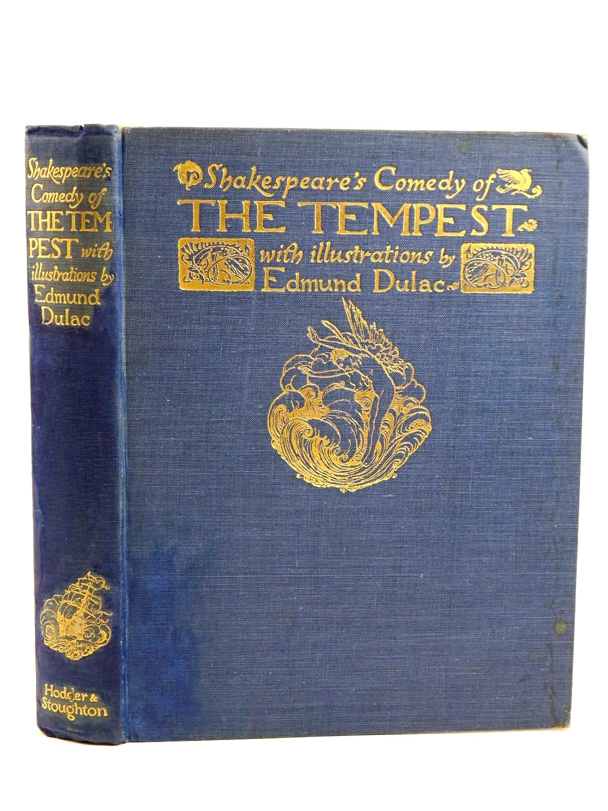 Photo of SHAKESPEARE'S COMEDY OF THE TEMPEST- Stock Number: 1318102