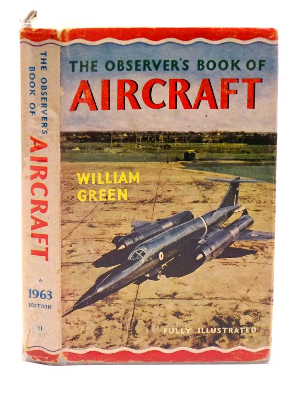 Photo of THE OBSERVER'S BOOK OF AIRCRAFT- Stock Number: 1318104