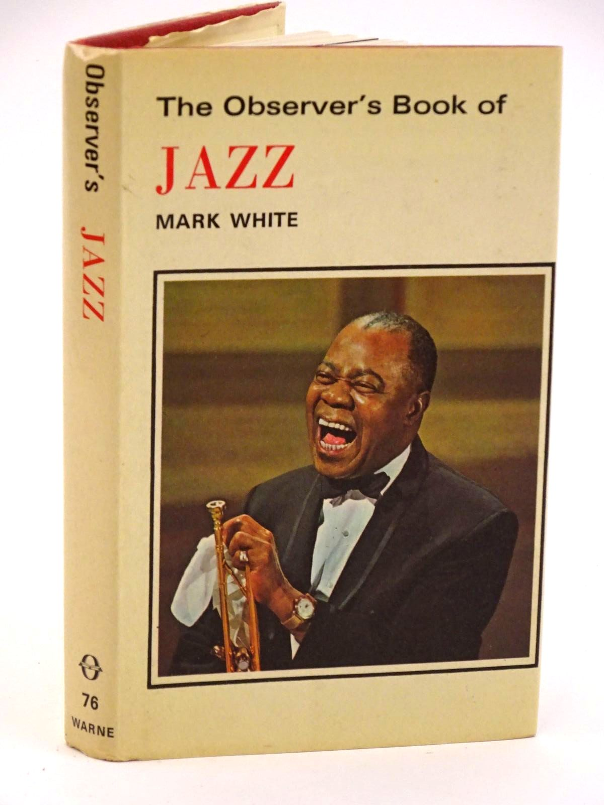 Photo of THE OBSERVER'S BOOK OF JAZZ- Stock Number: 1318131