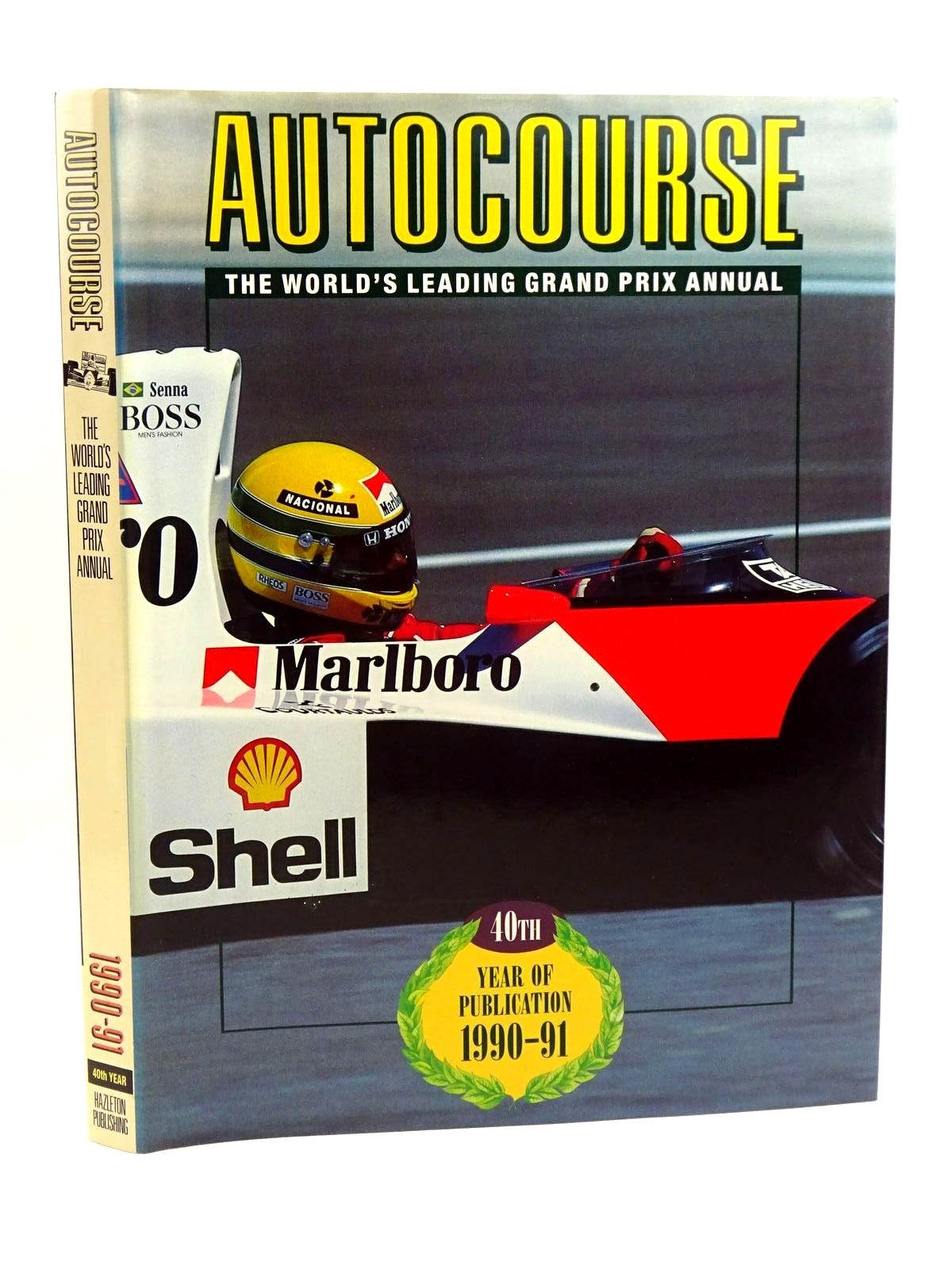 Photo of AUTOCOURSE 1990-91 written by Henry, Alan published by Hazleton Publishing (STOCK CODE: 1318146)  for sale by Stella & Rose's Books
