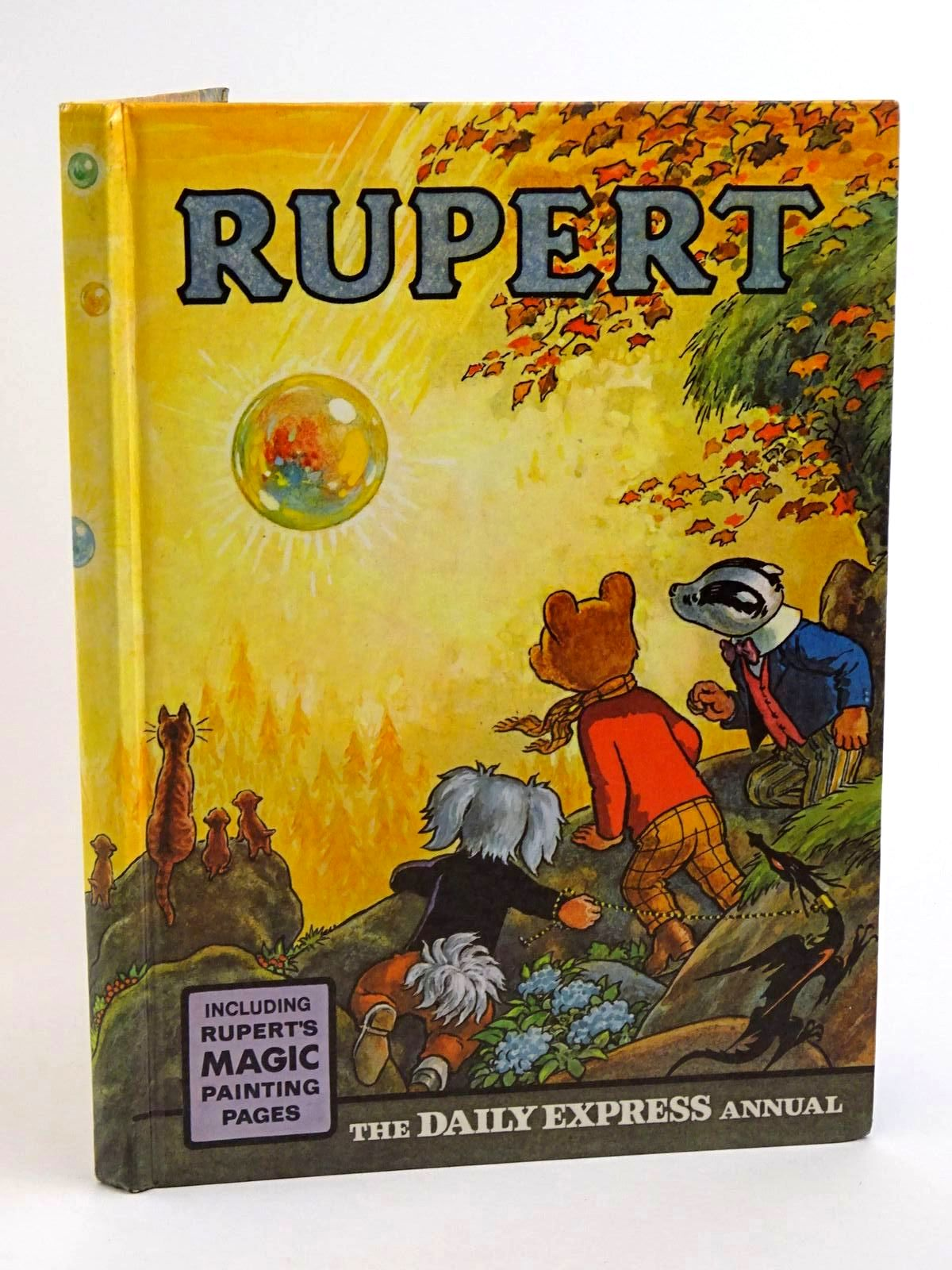 Photo of RUPERT ANNUAL 1968- Stock Number: 1318149