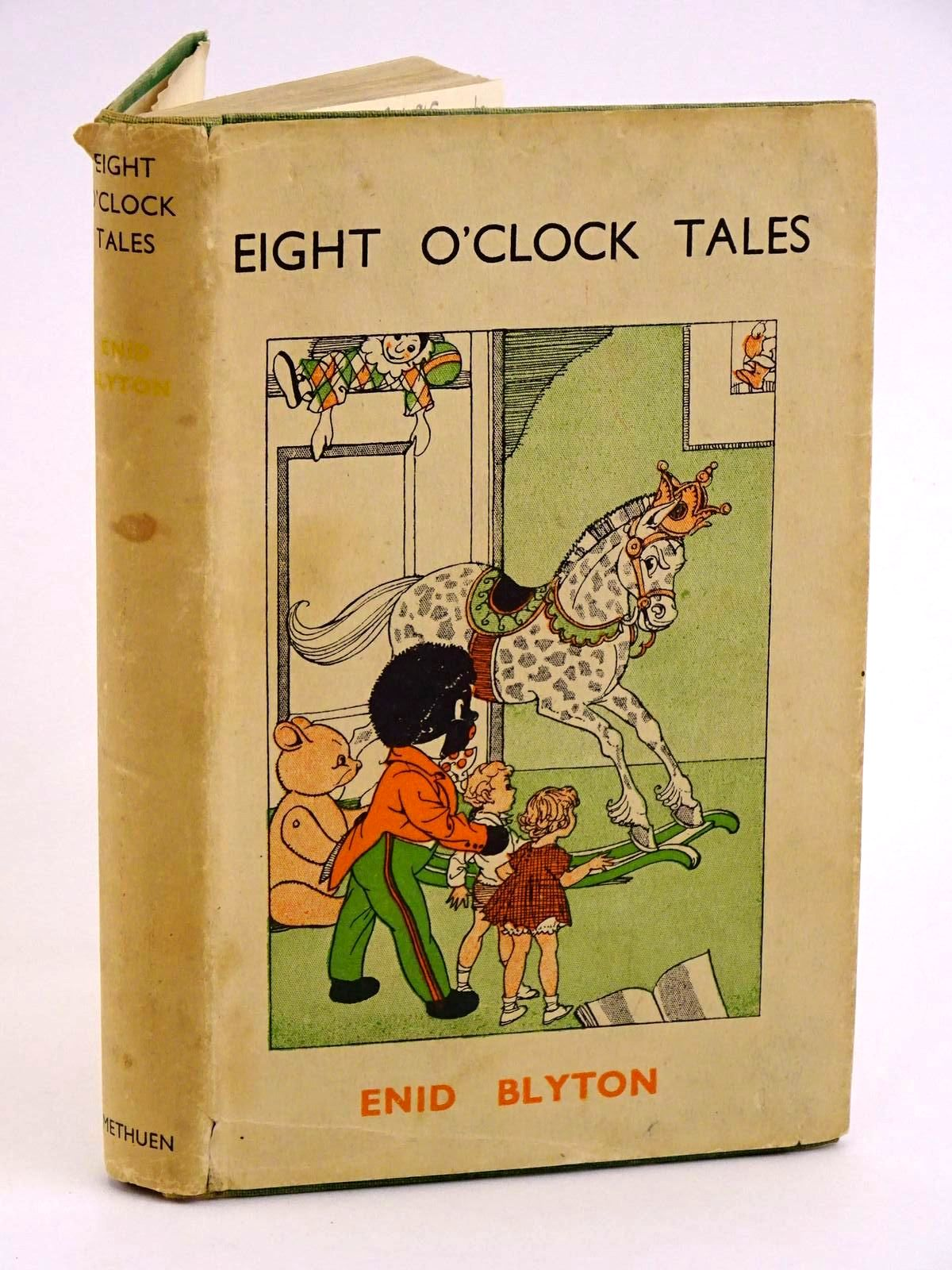 Photo of EIGHT O'CLOCK TALES- Stock Number: 1318152