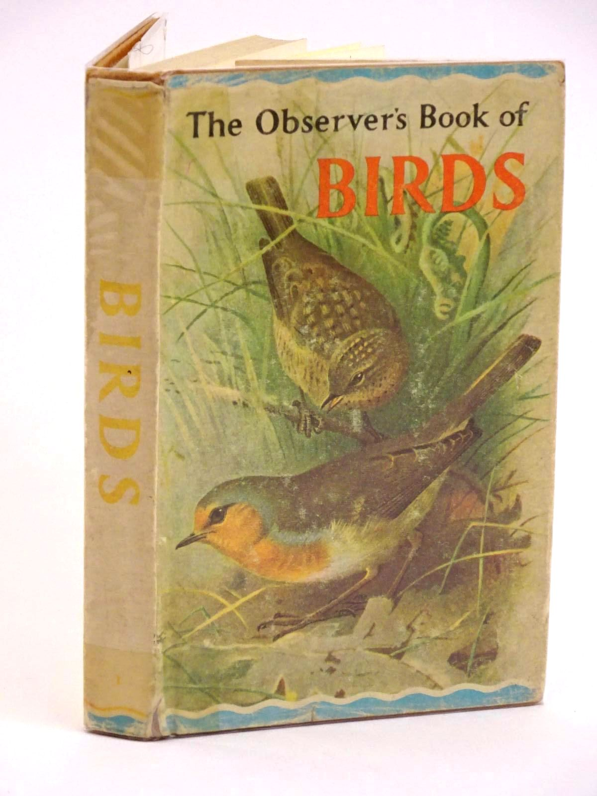 Photo of THE OBSERVER'S BOOK OF BIRDS written by Benson, S. Vere published by Frederick Warne & Co Ltd. (STOCK CODE: 1318164)  for sale by Stella & Rose's Books