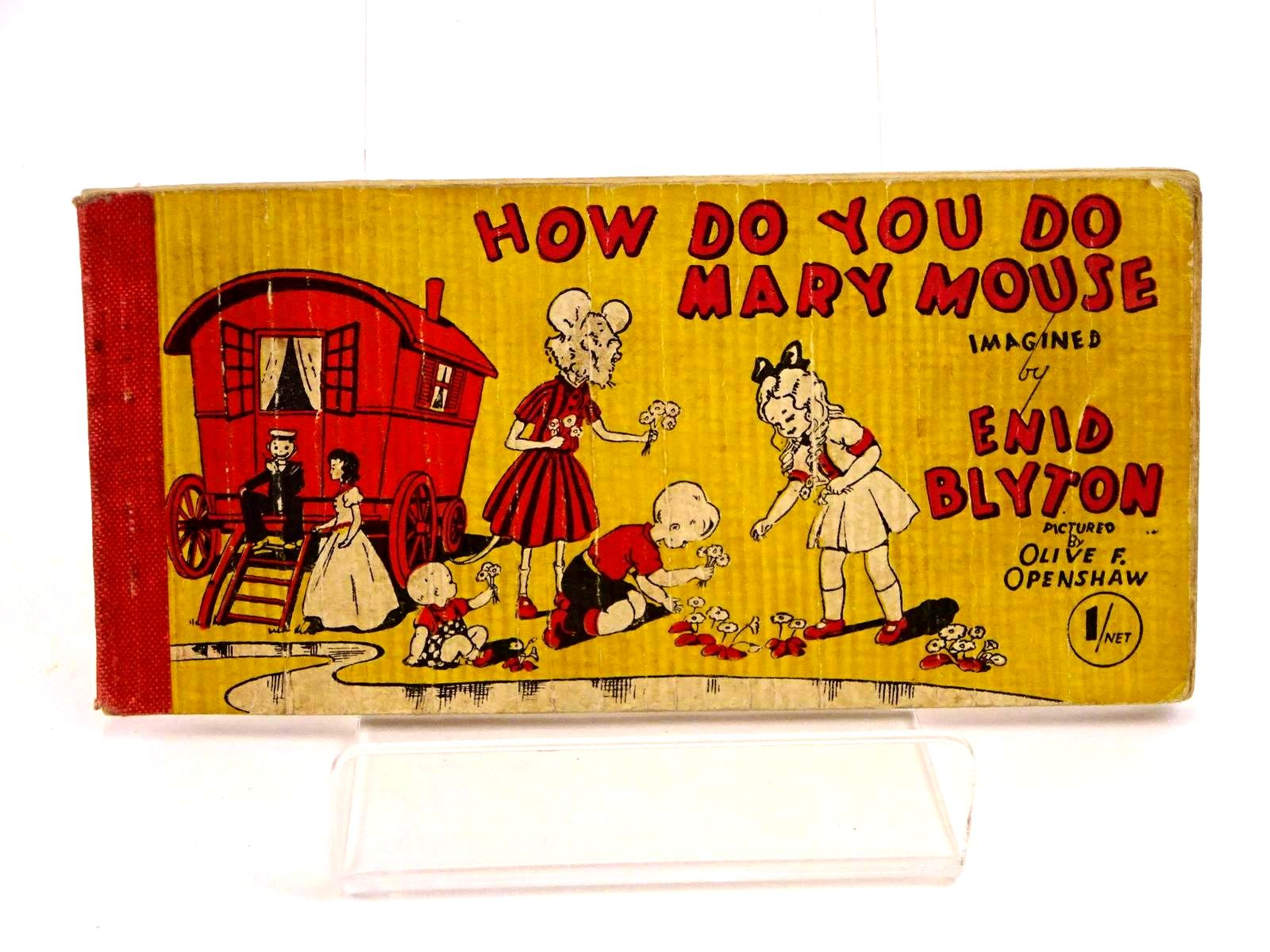 Photo of HOW DO YOU DO, MARY MOUSE- Stock Number: 1318186