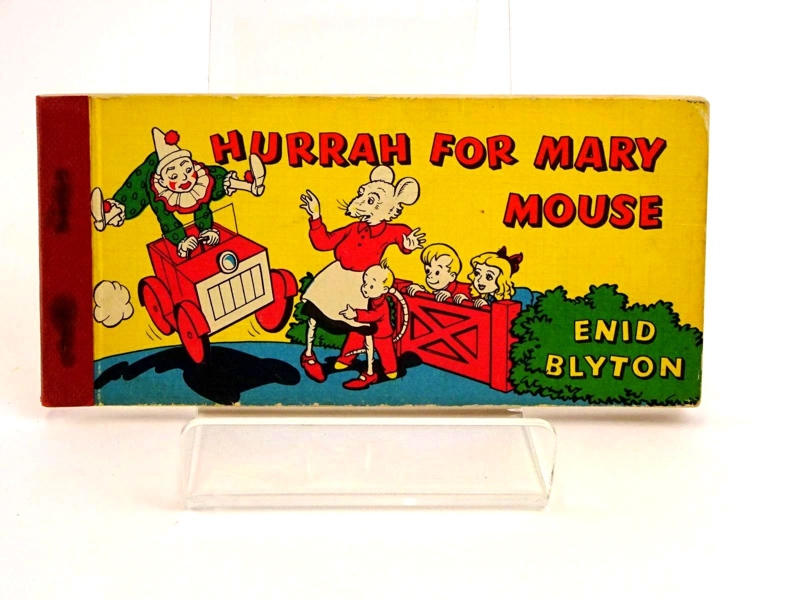 Photo of HURRAH FOR MARY MOUSE- Stock Number: 1318193