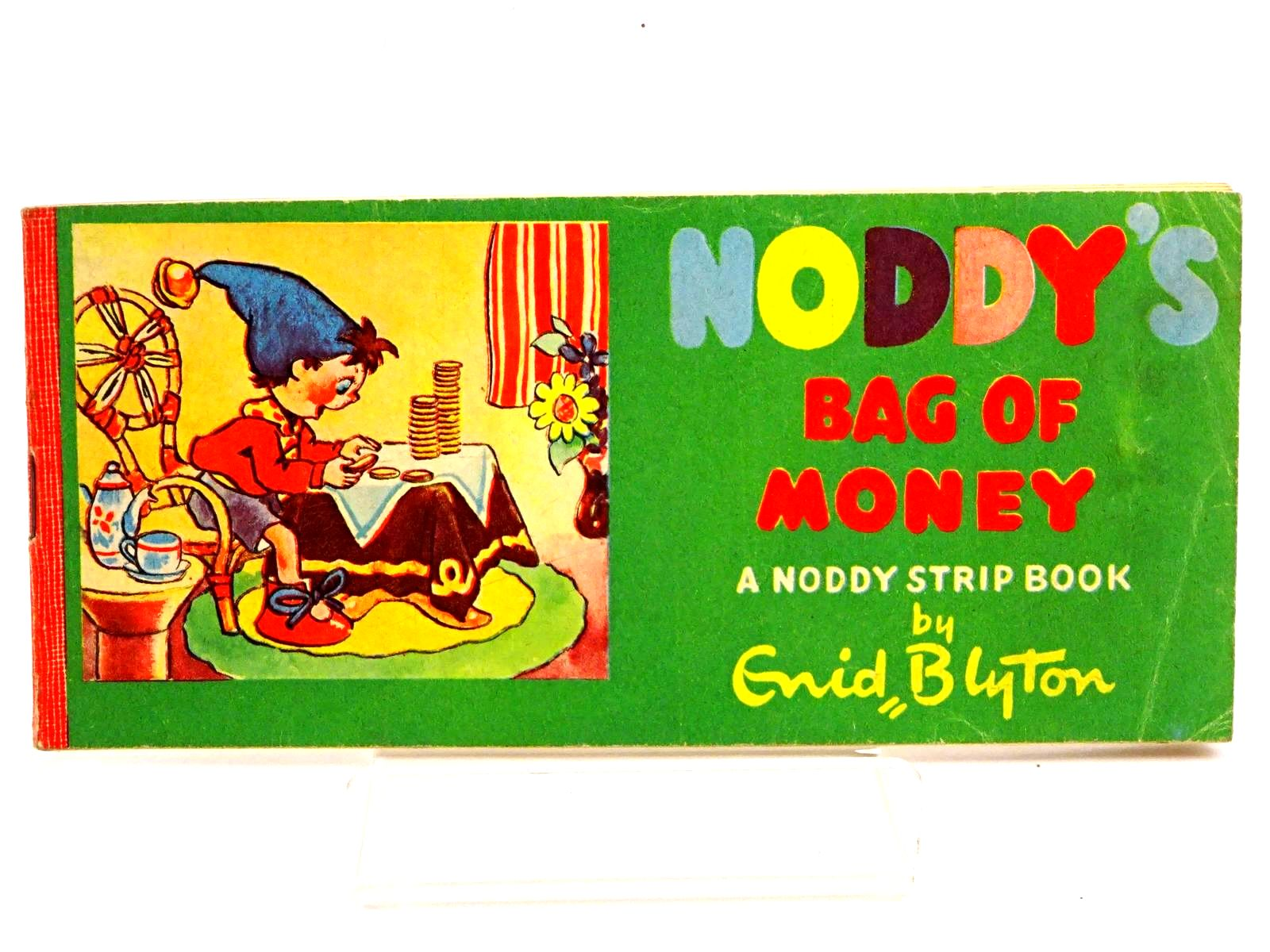 Photo of NODDY'S BAG OF MONEY- Stock Number: 1318196