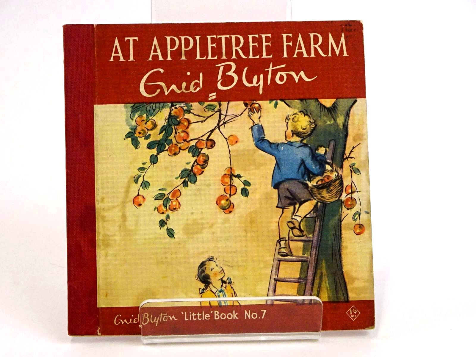 Photo of AT APPLETREE FARM written by Blyton, Enid illustrated by Soper, Eileen published by The Brockhampton Press Ltd. (STOCK CODE: 1318199)  for sale by Stella & Rose's Books