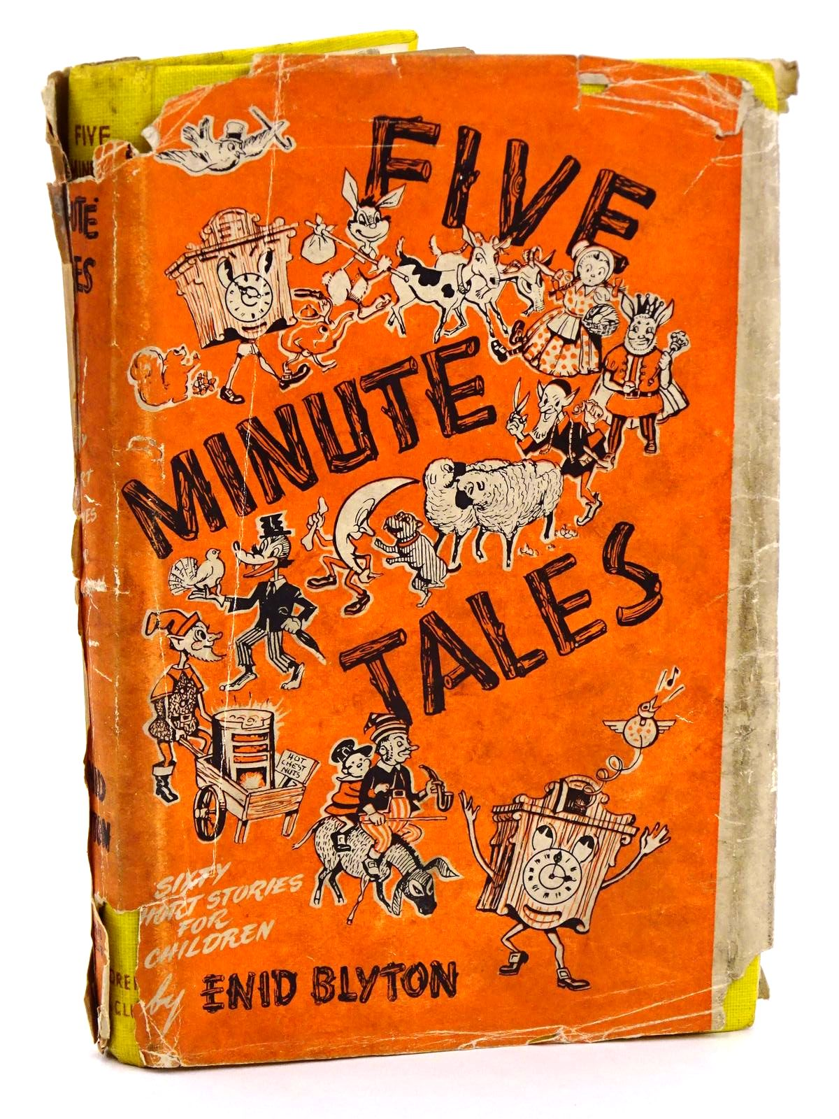 Photo of FIVE-MINUTE TALES written by Blyton, Enid published by The Children's Book Club (STOCK CODE: 1318204)  for sale by Stella & Rose's Books