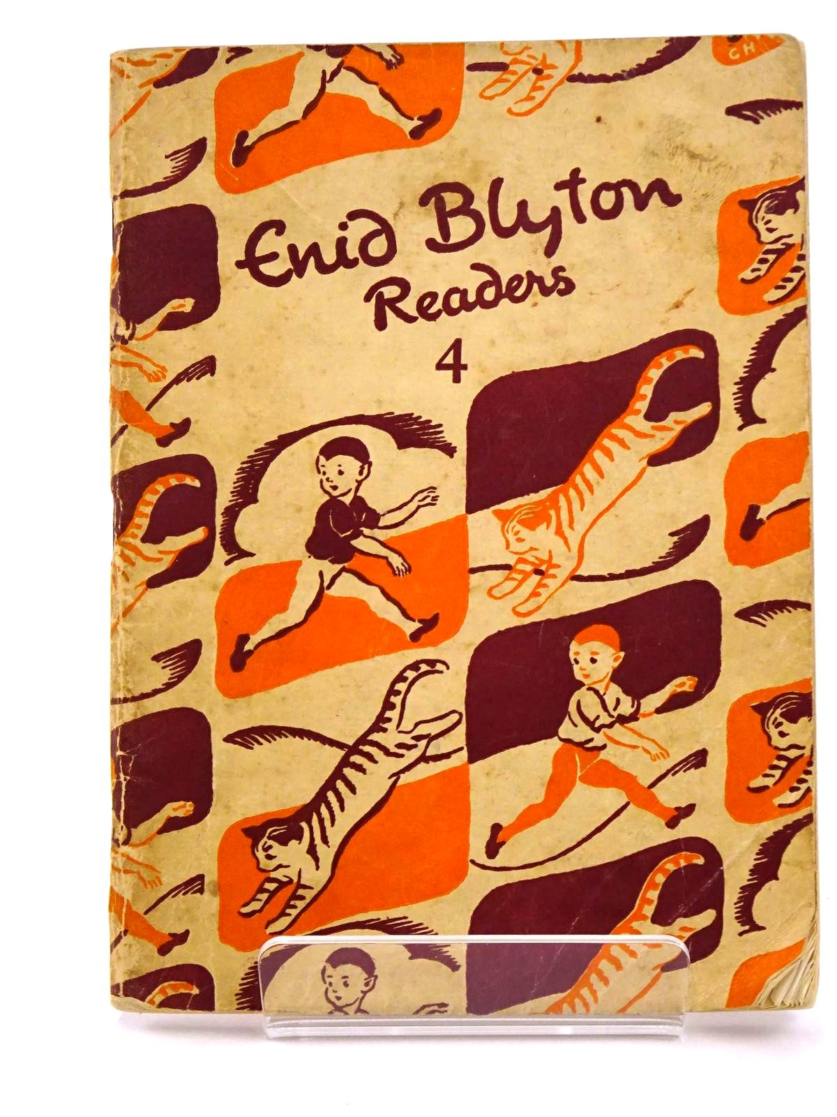 Photo of ENID BLYTON READERS 4- Stock Number: 1318207