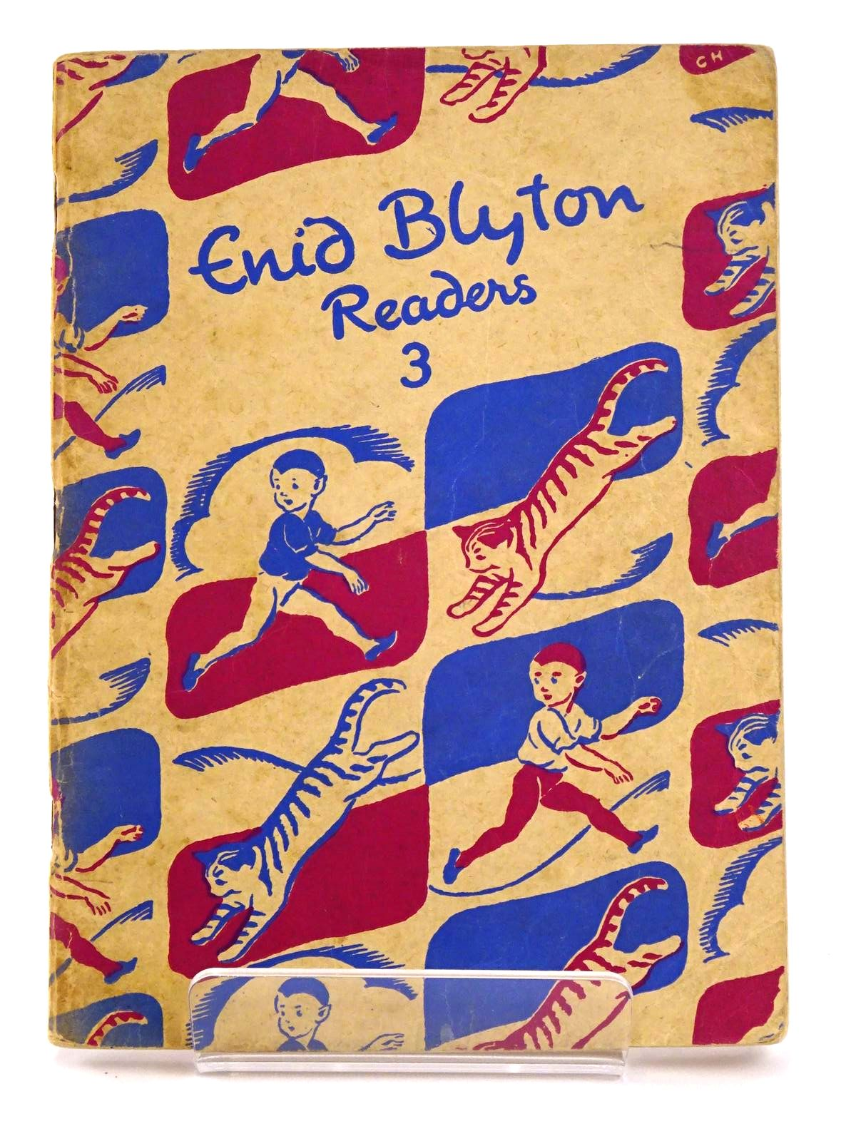 Photo of ENID BLYTON READERS 3- Stock Number: 1318208