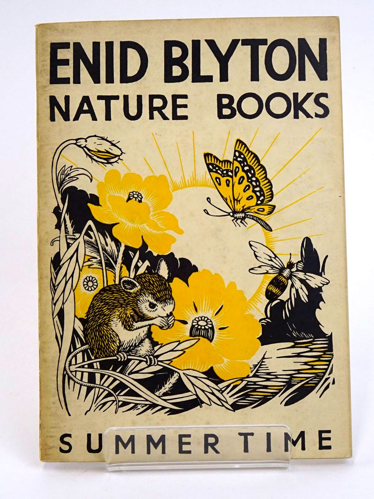 Photo of ENID BLYTON NATURE BOOKS SUMMER TIME written by Blyton, Enid published by Evans Brothers Limited (STOCK CODE: 1318216)  for sale by Stella & Rose's Books