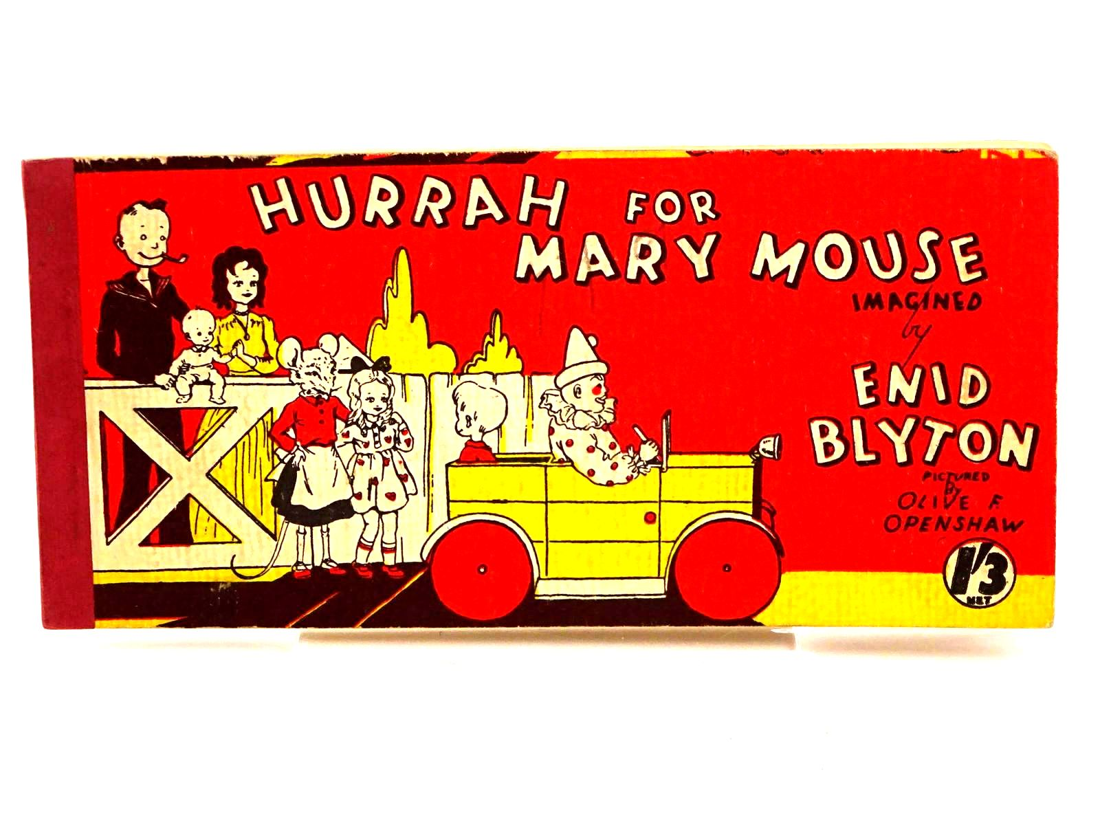 Photo of HURRAH FOR MARY MOUSE- Stock Number: 1318224