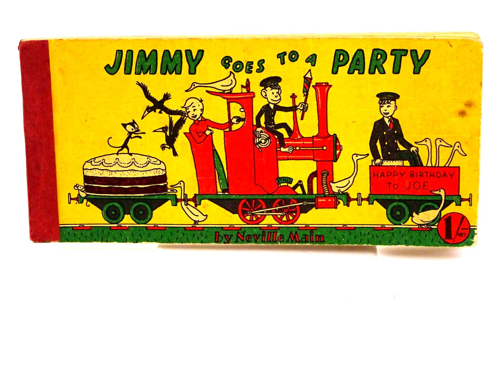 Photo of JIMMY GOES TO A PARTY- Stock Number: 1318227