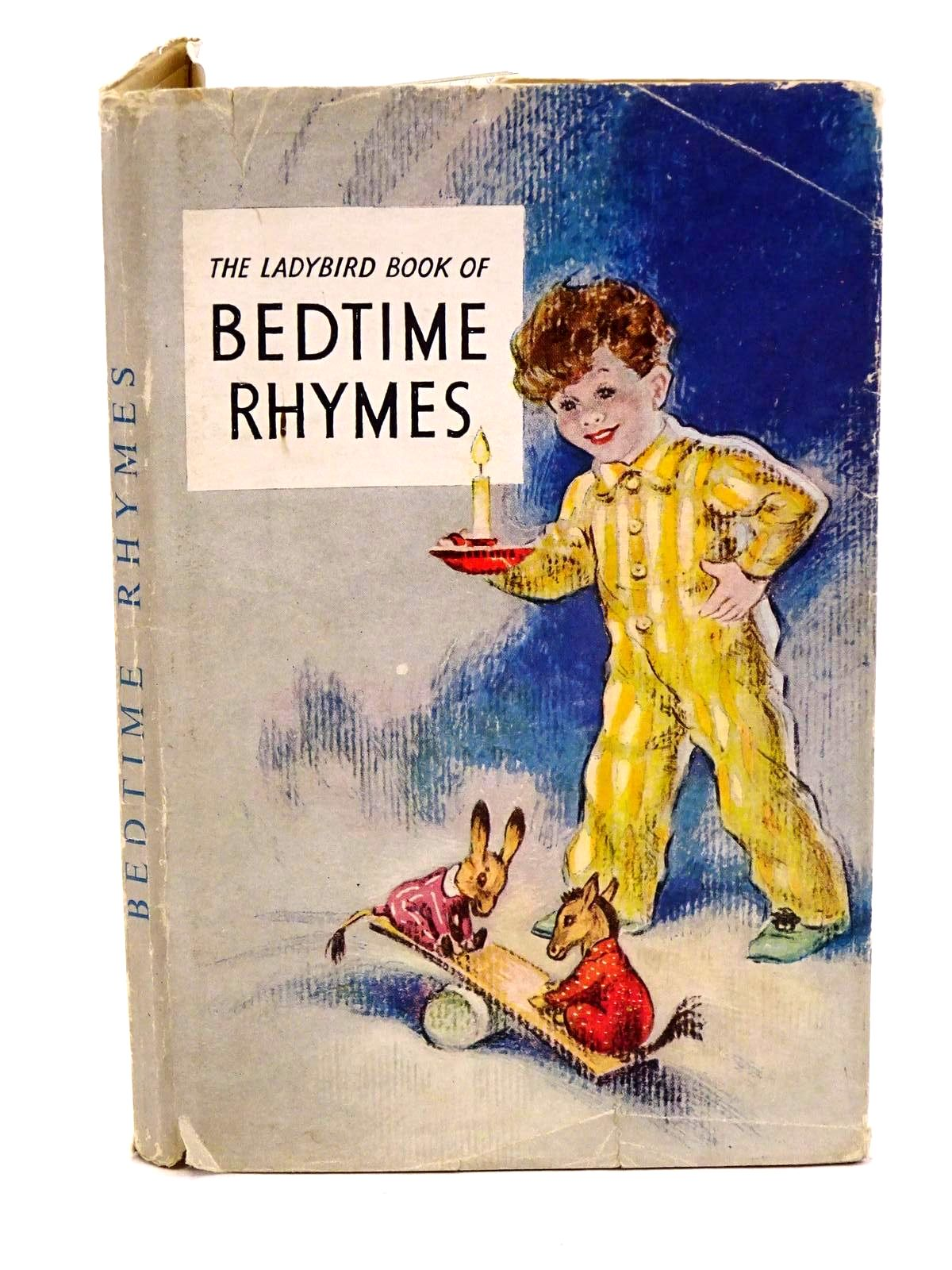 Photo of THE LADYBIRD BOOK OF BEDTIME RHYMES written by Lapage, Geoffrey illustrated by Brook, George published by Wills & Hepworth Ltd. (STOCK CODE: 1318230)  for sale by Stella & Rose's Books