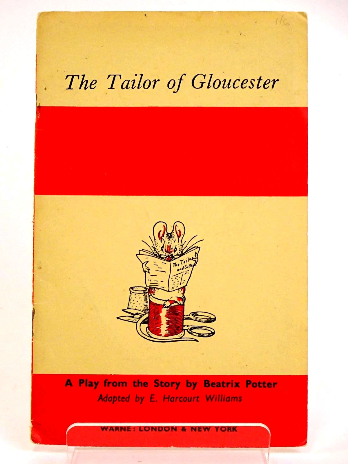 Photo of THE TAILOR OF GLOUCESTER- Stock Number: 1318234