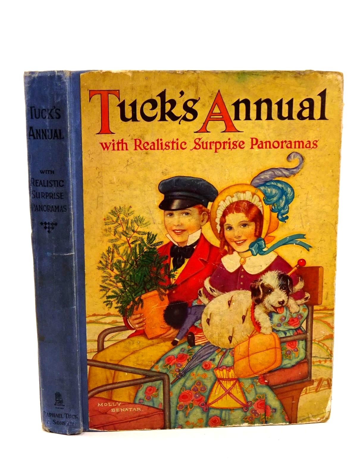 Photo of TUCK'S ANNUAL WITH REALISTIC SURPRISE PANORAMAS written by Rutley, C. Bernard<br />Methley, Violet M.<br />et al, illustrated by Cuneo, T.<br />Adams, Frank<br />Way, R. Barnard<br />et al., published by Raphael Tuck &amp; Sons Ltd. (STOCK CODE: 1318249)  for sale by Stella & Rose's Books