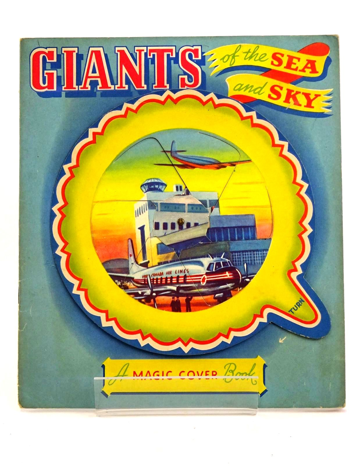 Photo of GIANTS OF THE SEA AND SKY published by B.B. Ltd. (STOCK CODE: 1318254)  for sale by Stella & Rose's Books
