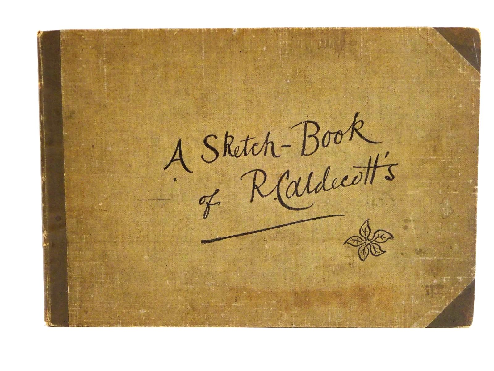 Photo of A SKETCH-BOOK OF R. CALDECOTT'S- Stock Number: 1318255