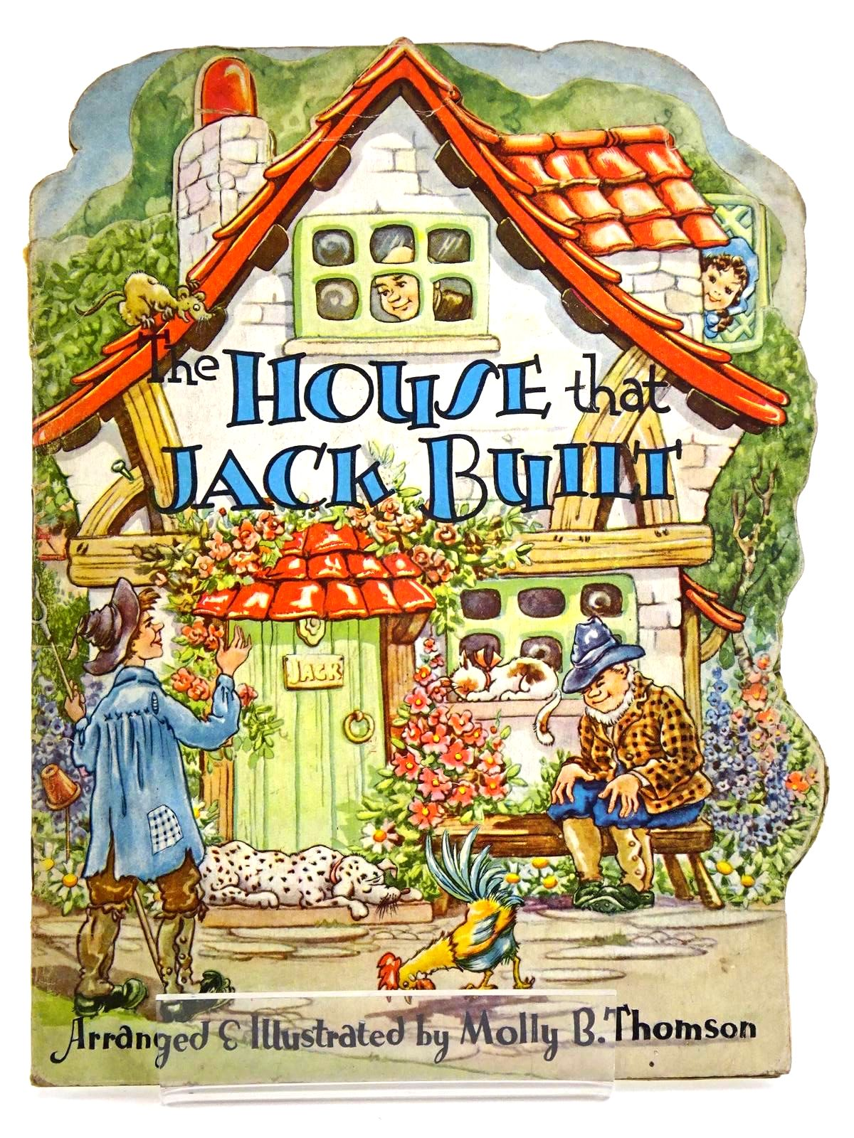 Photo of THE HOUSE THAT JACK BUILT- Stock Number: 1318259