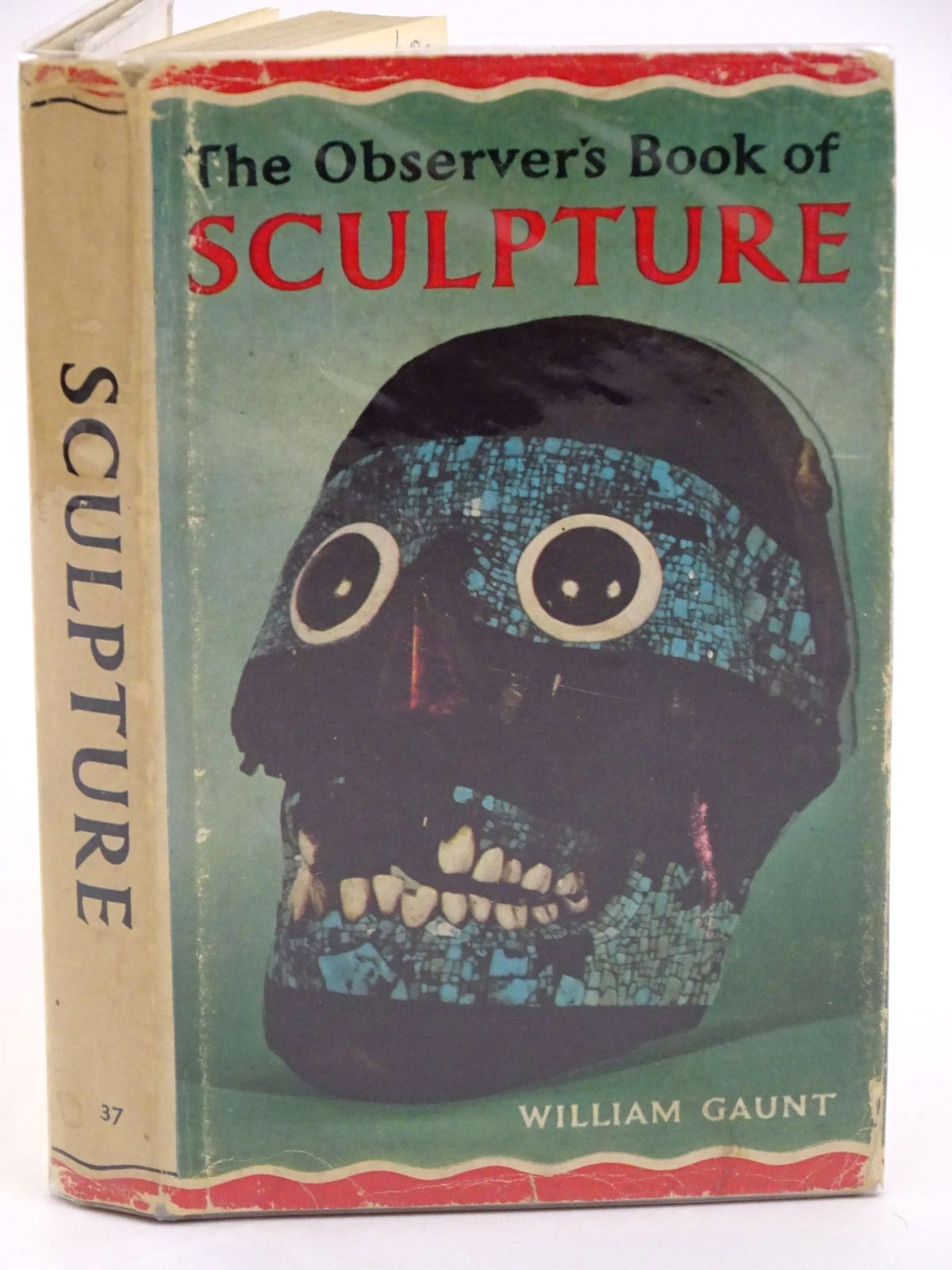 Photo of THE OBSERVER'S BOOK OF SCULPTURE written by Gaunt, William published by Frederick Warne & Co Ltd. (STOCK CODE: 1318266)  for sale by Stella & Rose's Books