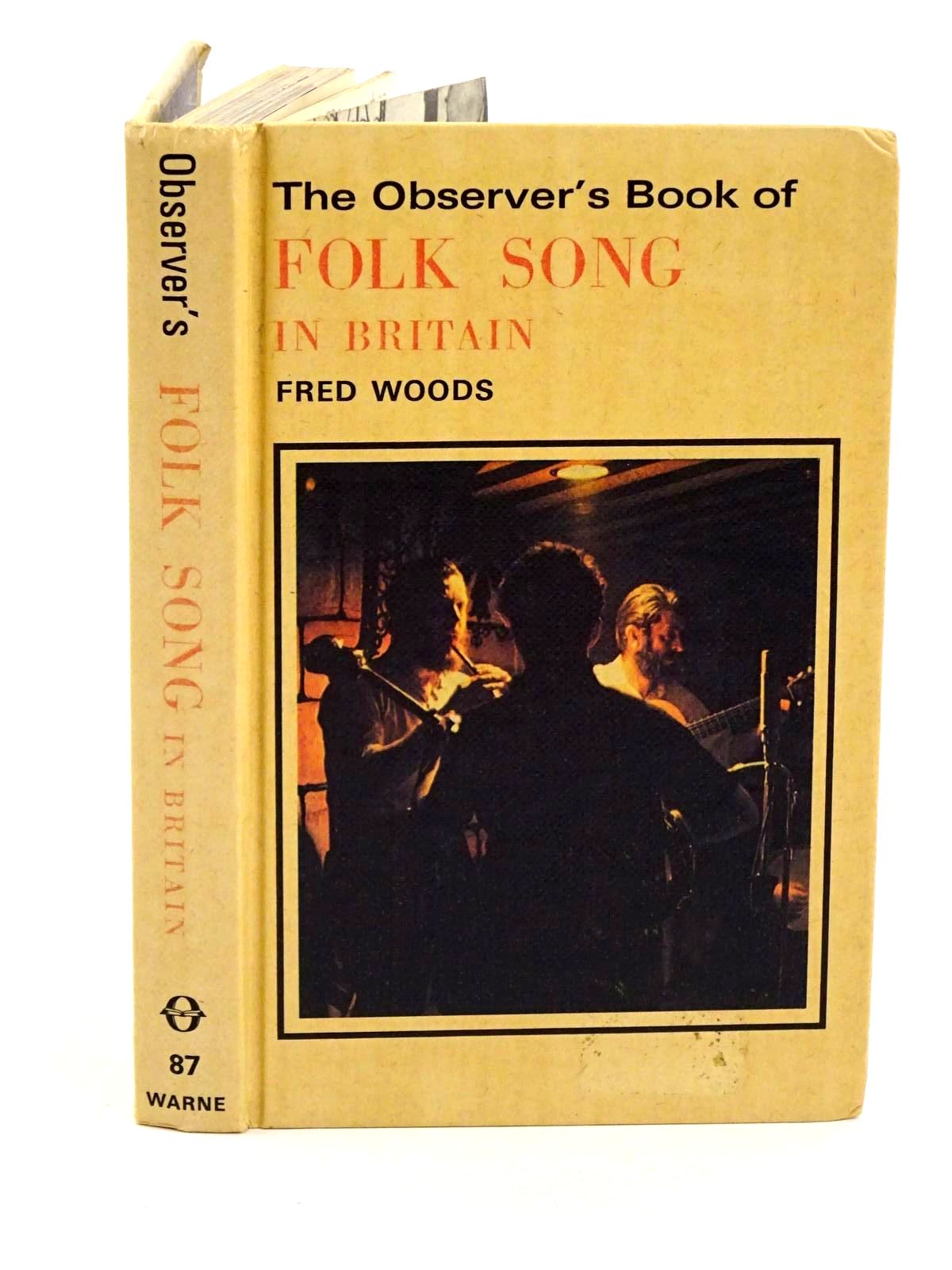 Photo of THE OBSERVER'S BOOK OF FOLK SONG IN BRITAIN- Stock Number: 1318270