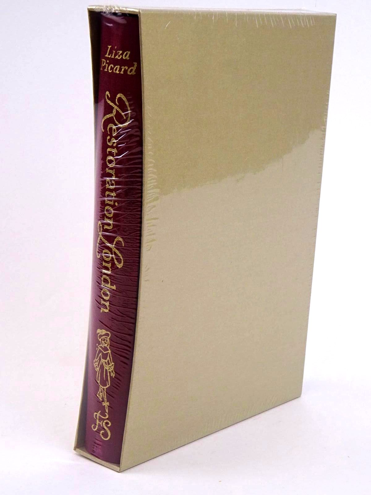 Photo of RESTORATION LONDON: EVERYDAY LIFE IN LONDON 1660-1670- Stock Number: 1318274
