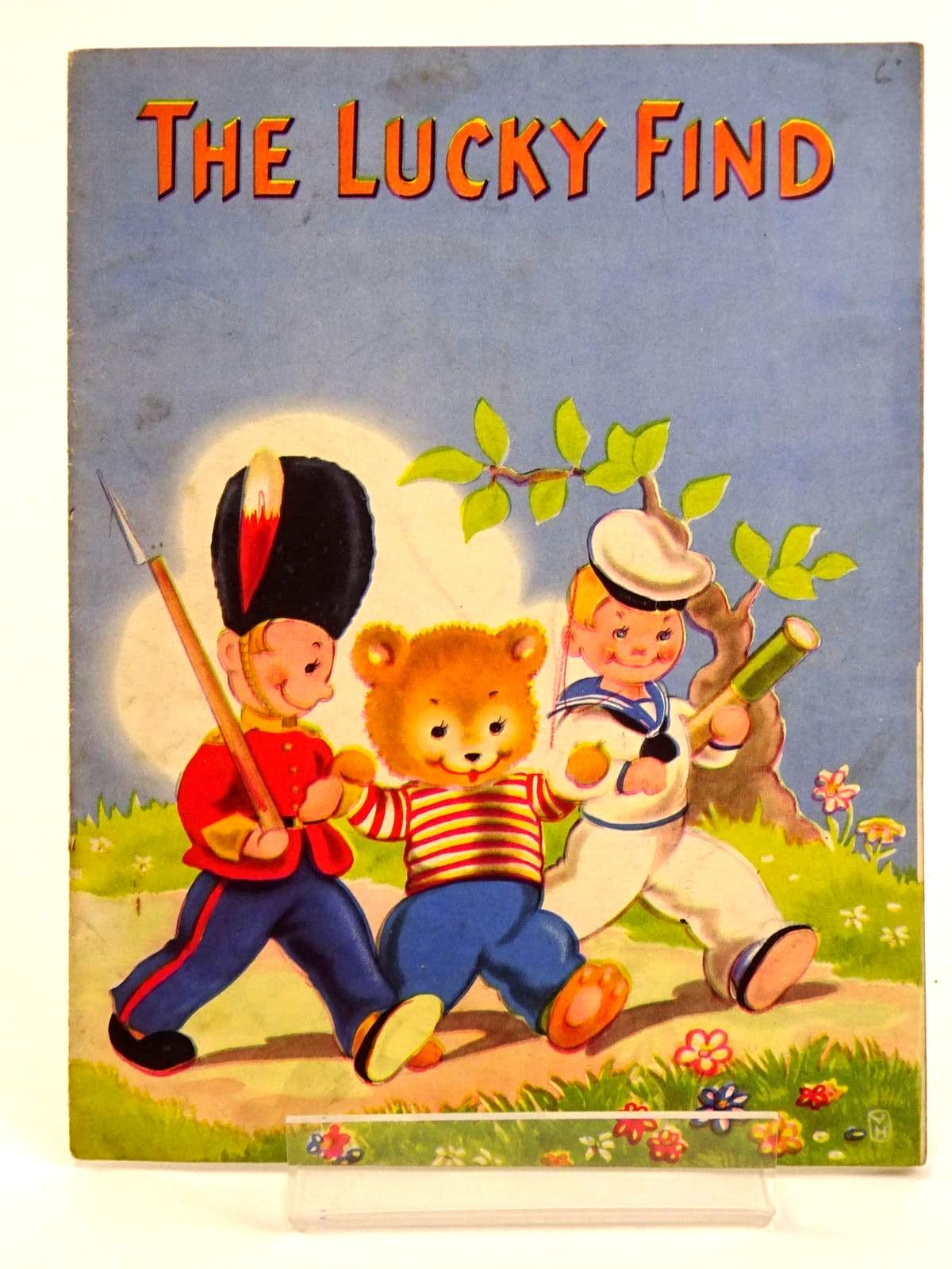 Photo of THE LUCKY FIND published by Juvenile Productions Ltd. (STOCK CODE: 1318290)  for sale by Stella & Rose's Books