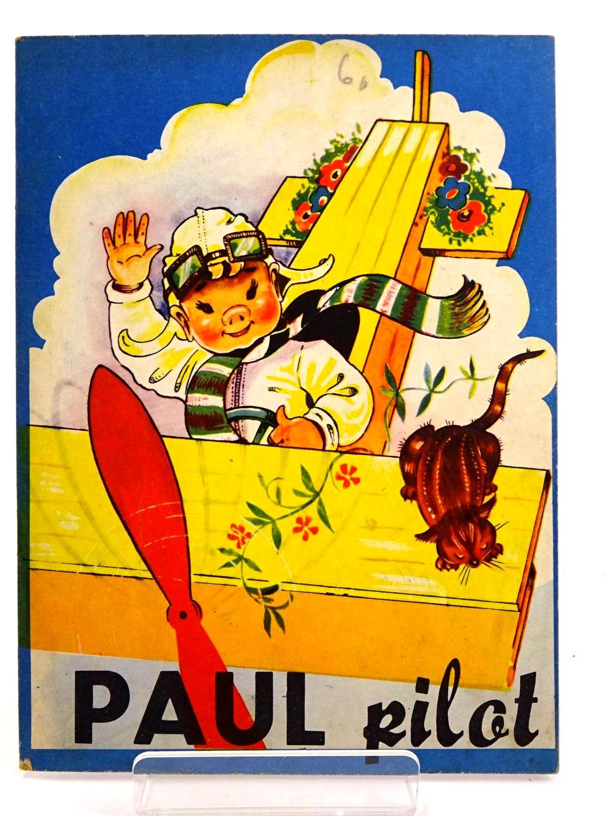 Photo of PAUL PILOT- Stock Number: 1318292
