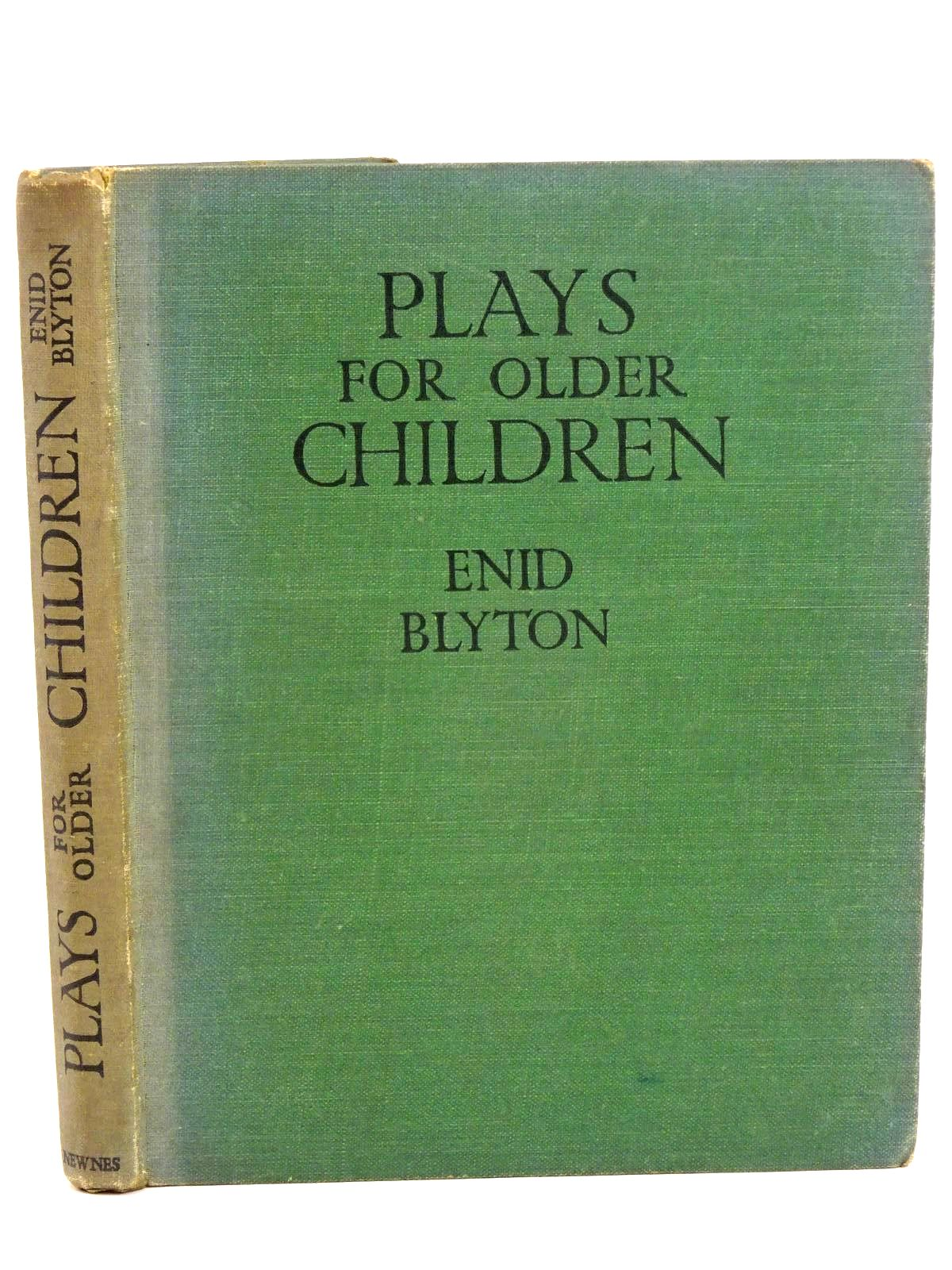 Photo of PLAYS FOR OLDER CHILDREN- Stock Number: 1318298