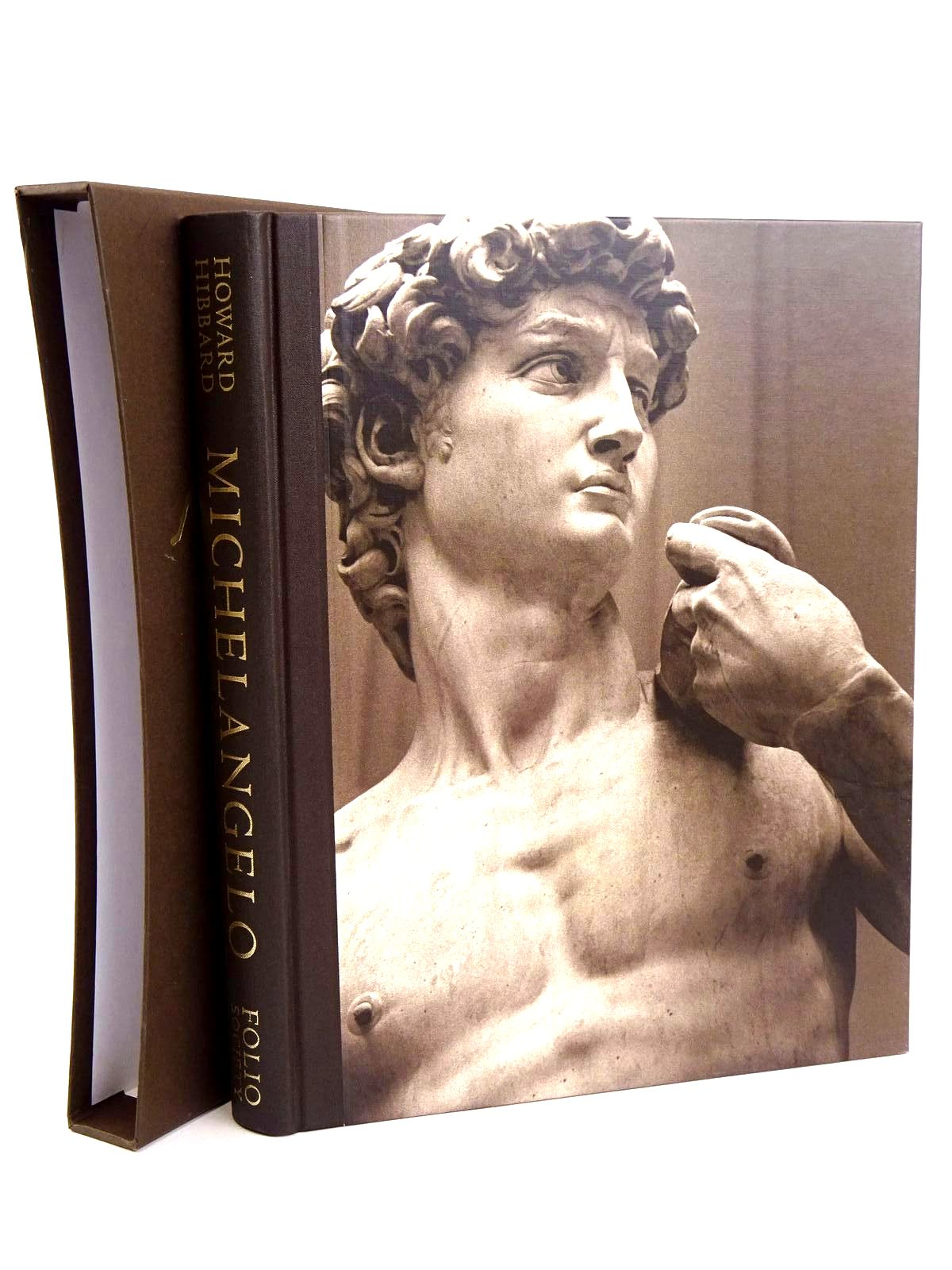Photo of MICHELANGELO written by Hibbard, Howard<br />Levey, Michael illustrated by Michelangelo,  published by Folio Society (STOCK CODE: 1318308)  for sale by Stella & Rose's Books