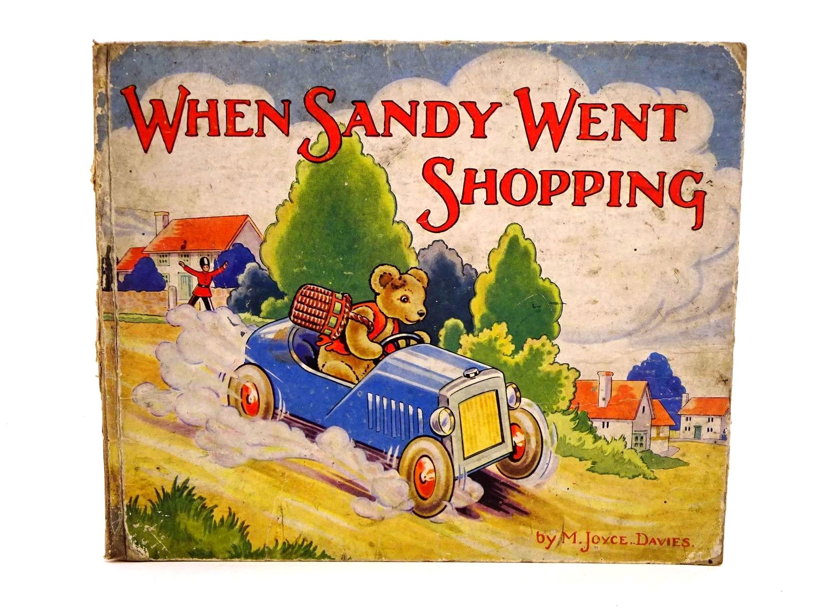 Photo of WHEN SANDY WENT SHOPPING written by Davies, M. Joyce illustrated by Davies, M. Joyce published by Hutchinson's Juvenile Publications (STOCK CODE: 1318313)  for sale by Stella & Rose's Books