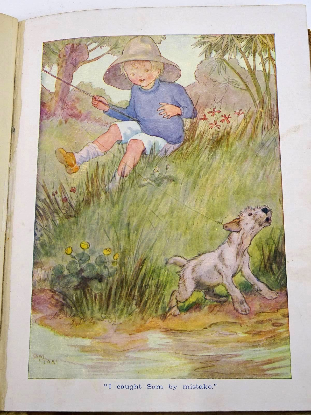 Photo of LITTLE FOLKS' PICTURE STORY BOOK written by Talbot, Ethel