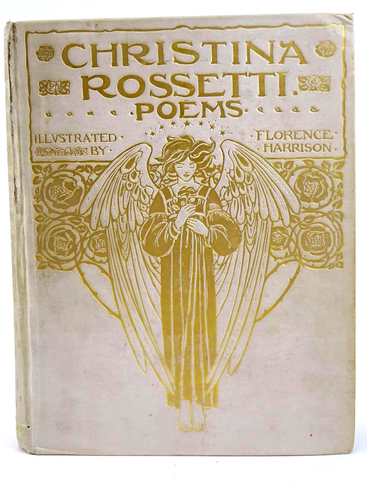 Photo of POEMS BY CHRISTINA ROSSETTI