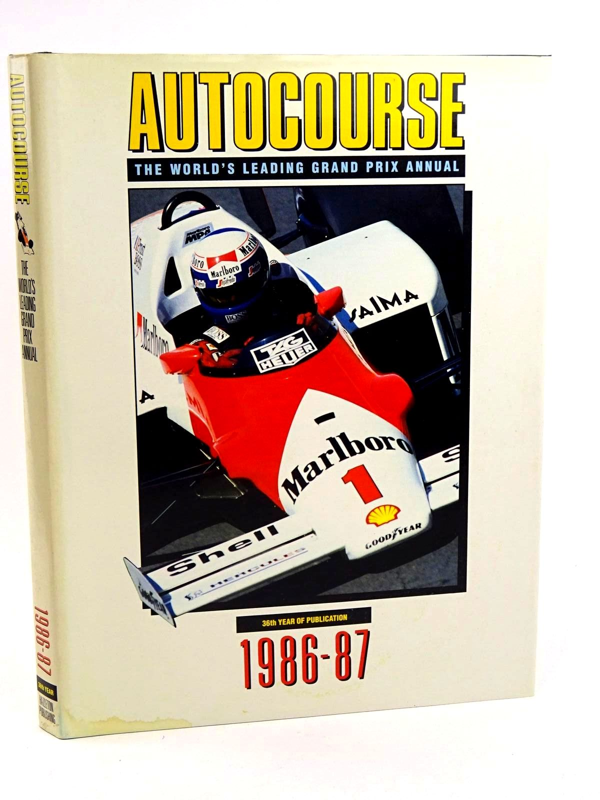 Photo of AUTOCOURSE 1986-87- Stock Number: 1318384