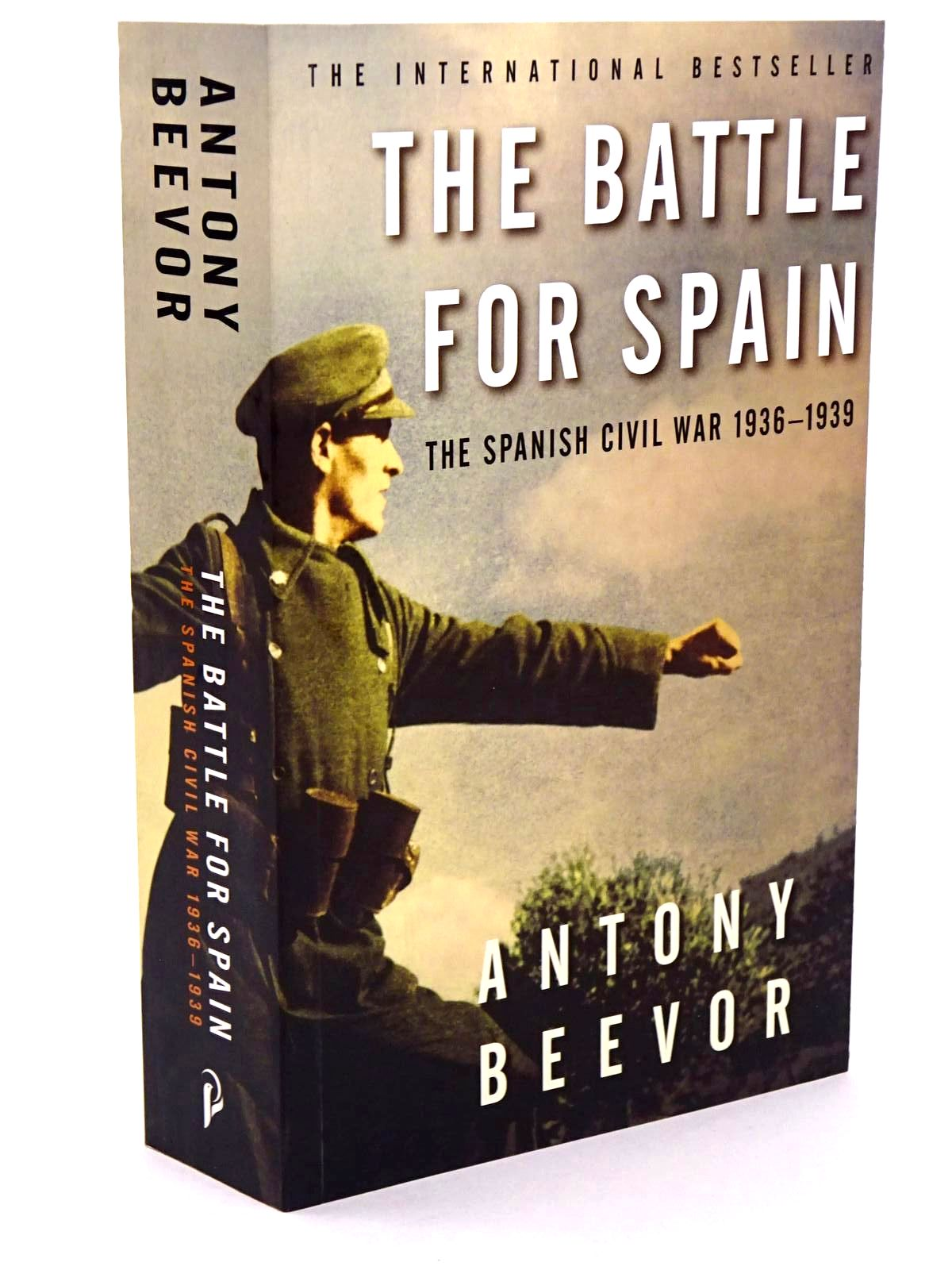 Photo of THE BATTLE FOR SPAIN written by Beevor, Antony published by Phoenix (STOCK CODE: 1318386)  for sale by Stella & Rose's Books
