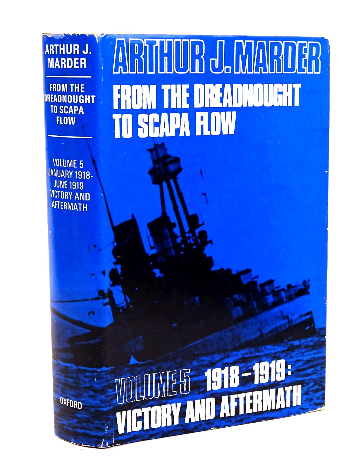 Photo of FROM THE DREADNOUGHT TO SCAPA FLOW VOLUME V- Stock Number: 1318389