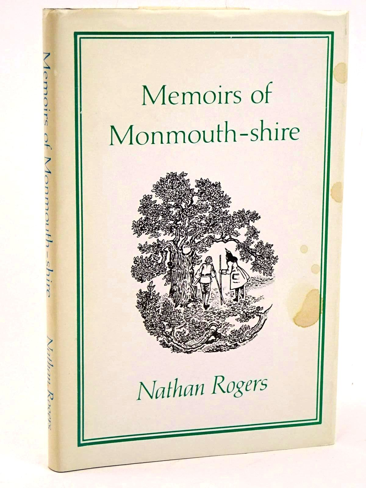 Photo of MEMOIRS OF MONMOUTH-SHIRE 1708 written by Rogers, Nathan illustrated by Waters, Linda published by Moss Rose Press (STOCK CODE: 1318392)  for sale by Stella & Rose's Books