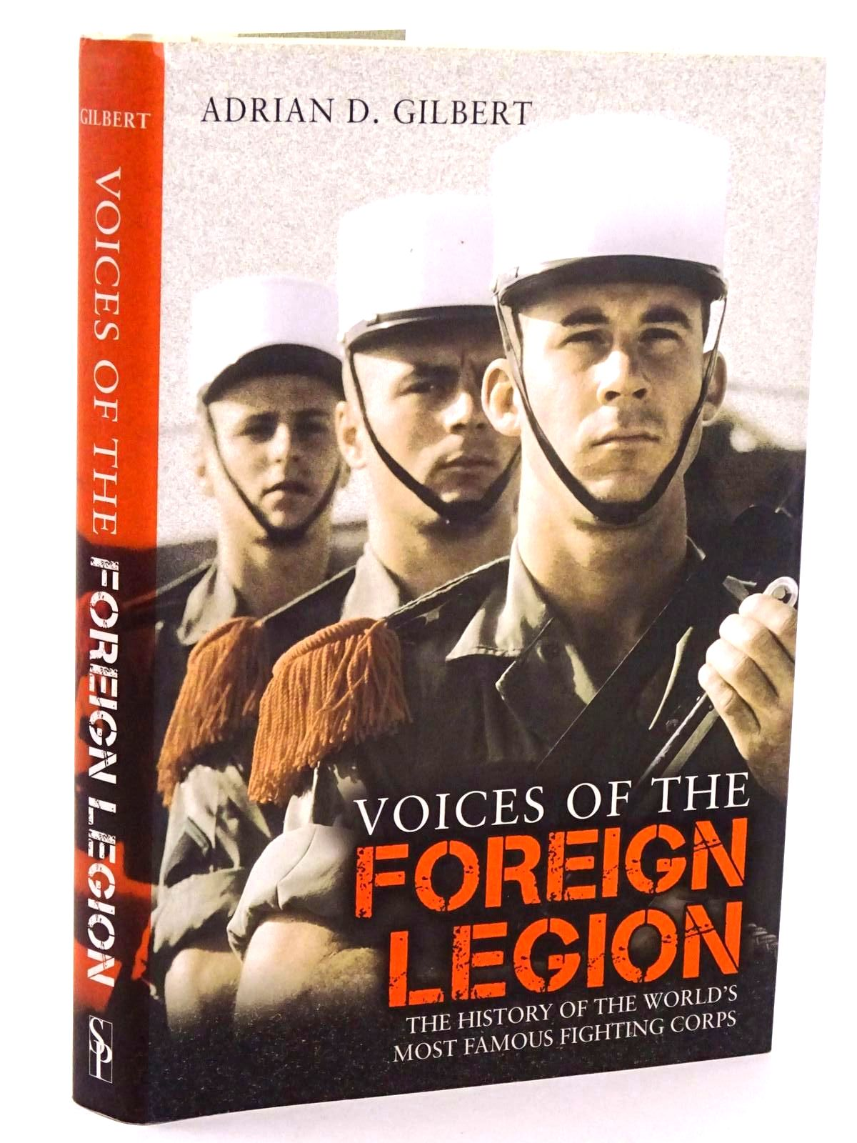 Photo of VOICES OF THE FOREIGN LEGION- Stock Number: 1318397