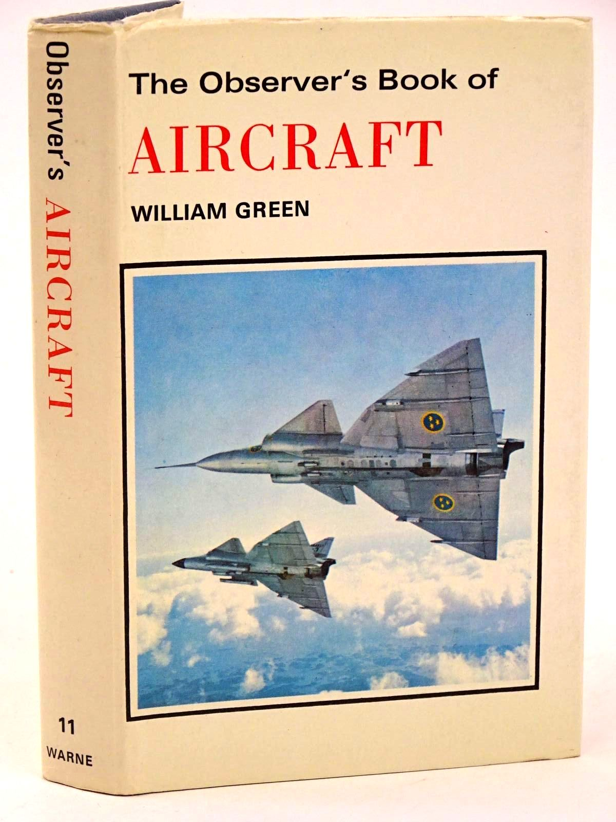 Photo of THE OBSERVER'S BOOK OF AIRCRAFT- Stock Number: 1318404