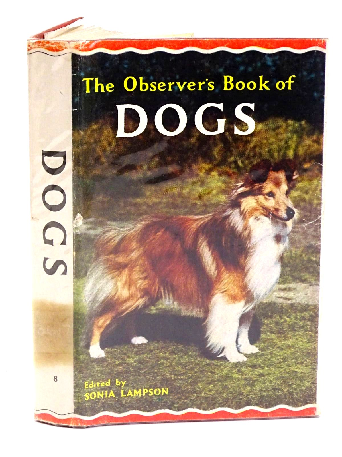 Photo of THE OBSERVER'S BOOK OF DOGS written by Hubbard, Clifford L.B. published by Frederick Warne & Co Ltd. (STOCK CODE: 1318410)  for sale by Stella & Rose's Books