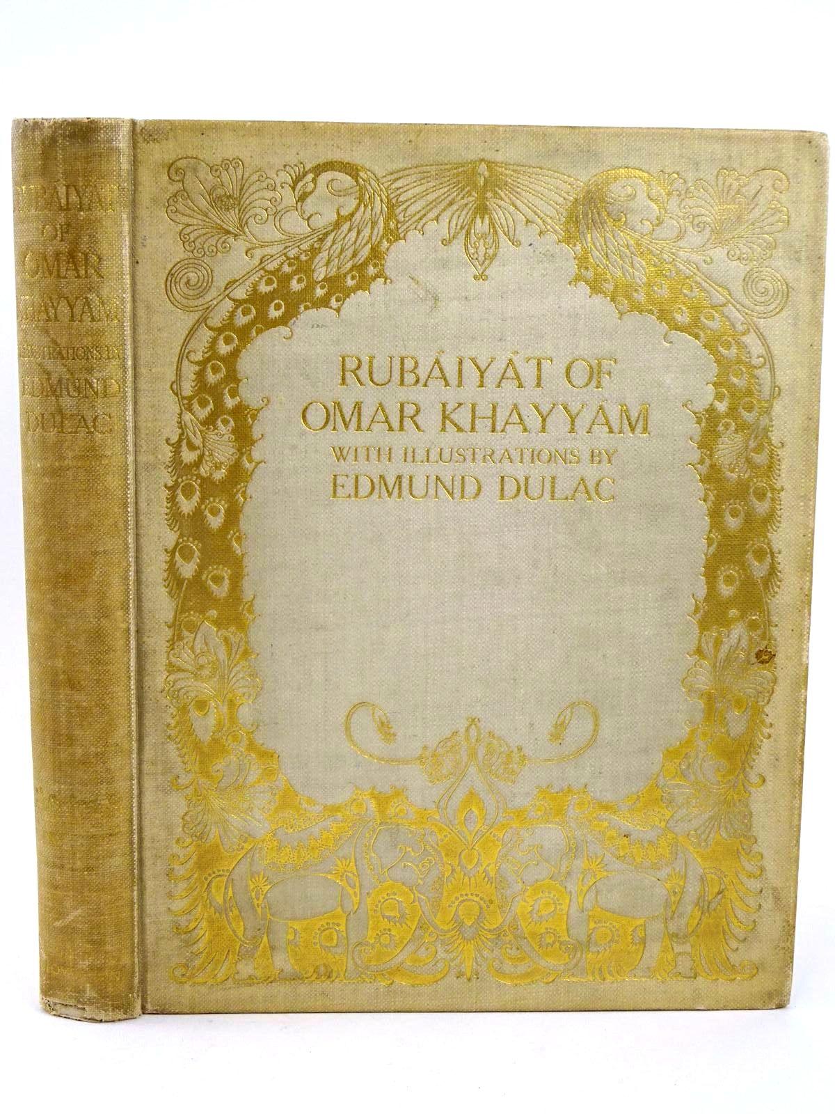 Photo of RUBAIYAT OF OMAR KHAYYAM- Stock Number: 1318416