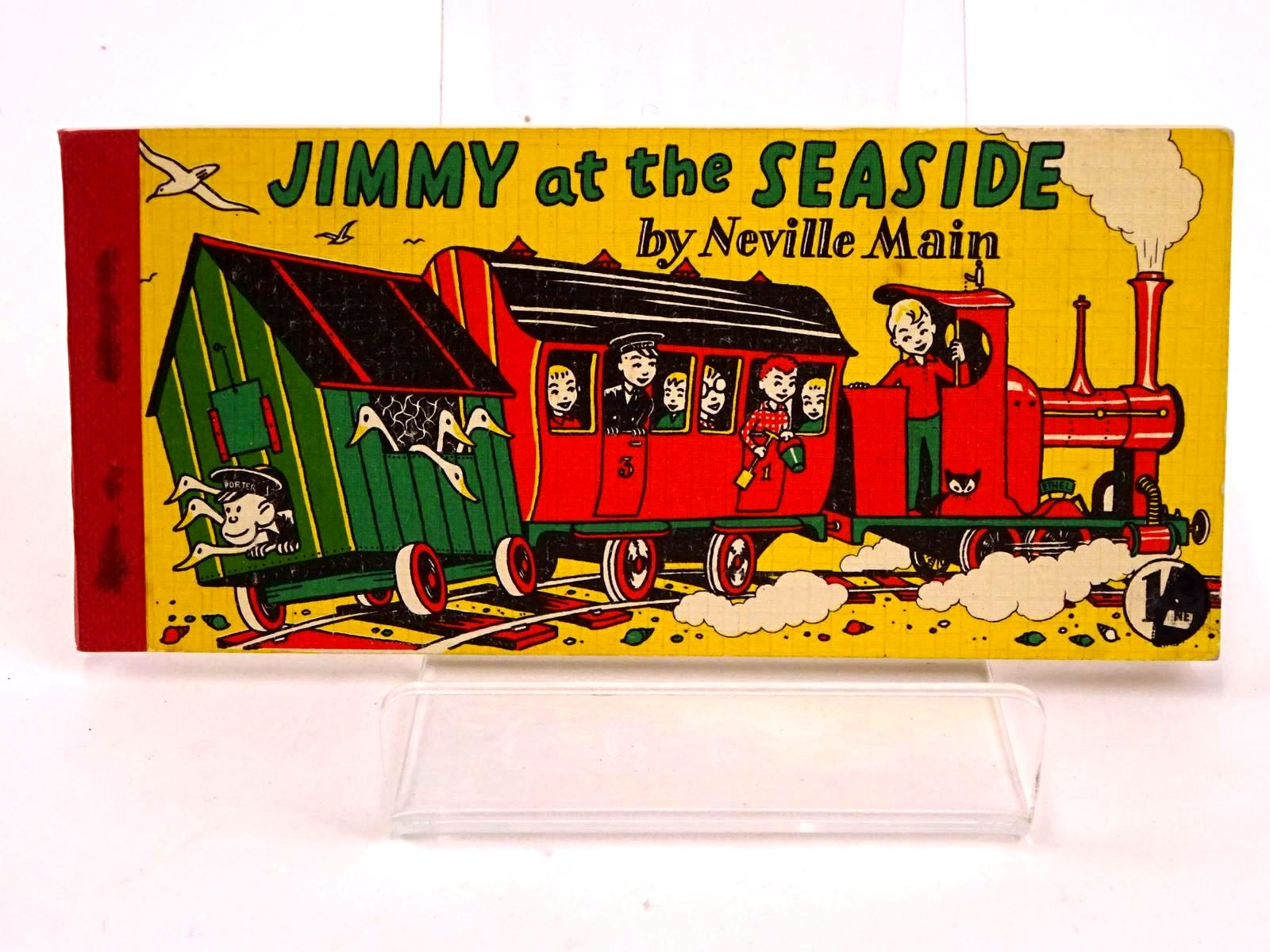 Photo of JIMMY AT THE SEASIDE- Stock Number: 1318419