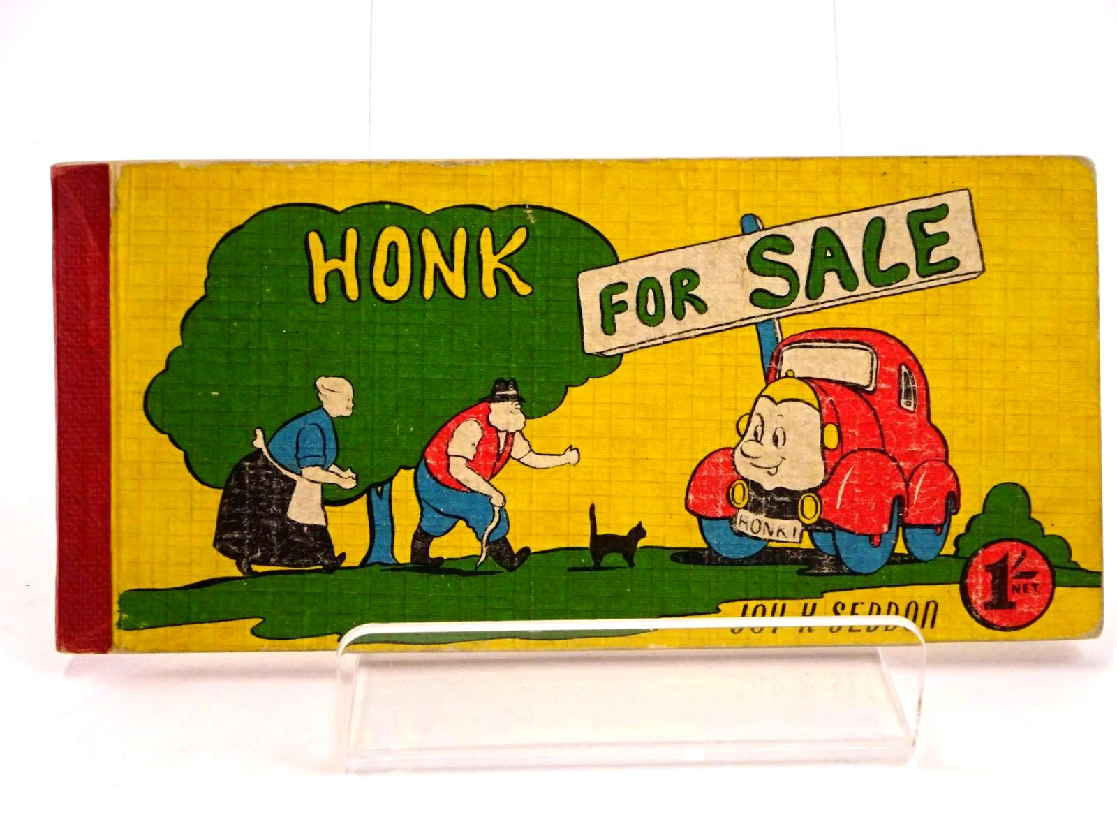 Photo of HONK FOR SALE- Stock Number: 1318424