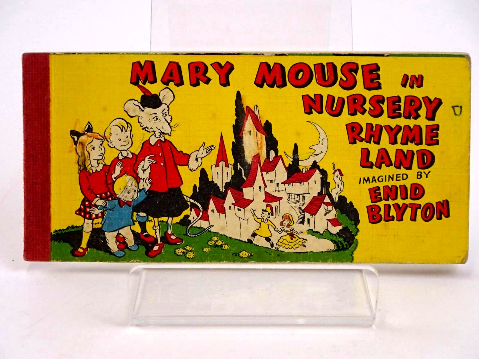 Photo of MARY MOUSE IN NURSERY RHYME LAND- Stock Number: 1318429