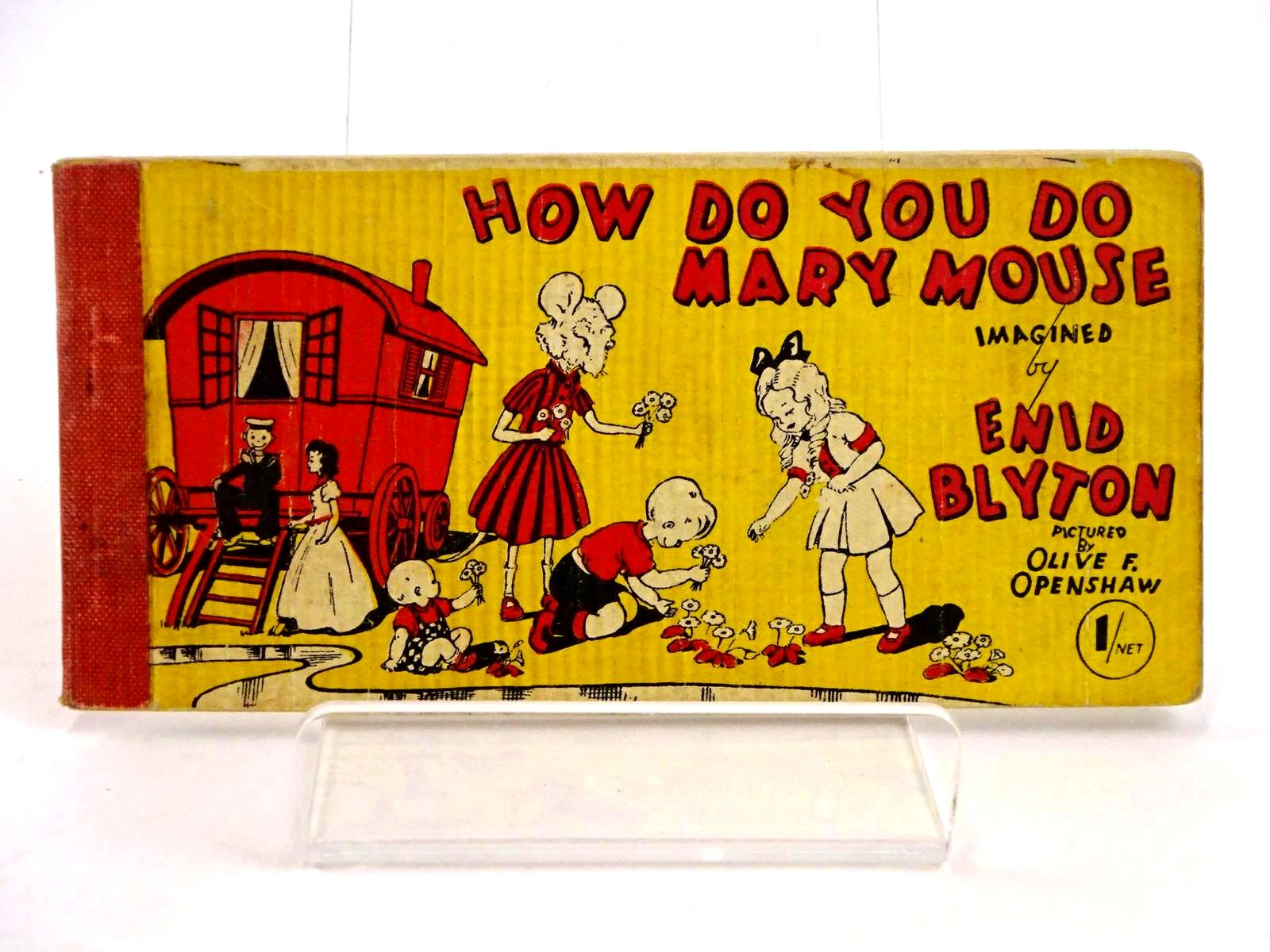 Photo of HOW DO YOU DO, MARY MOUSE- Stock Number: 1318432